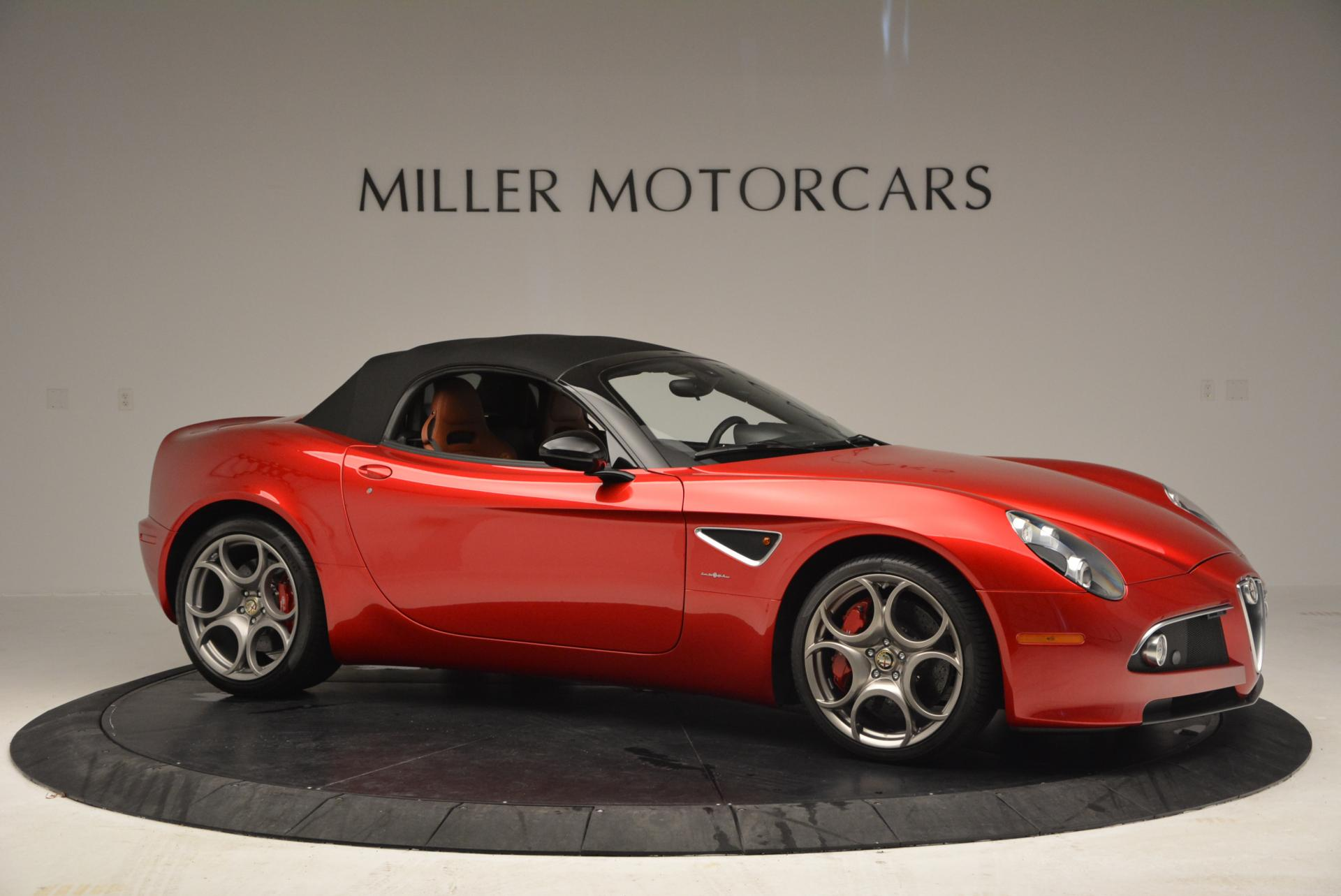 Used 2009 Alfa Romeo 8C Spider  | Greenwich, CT