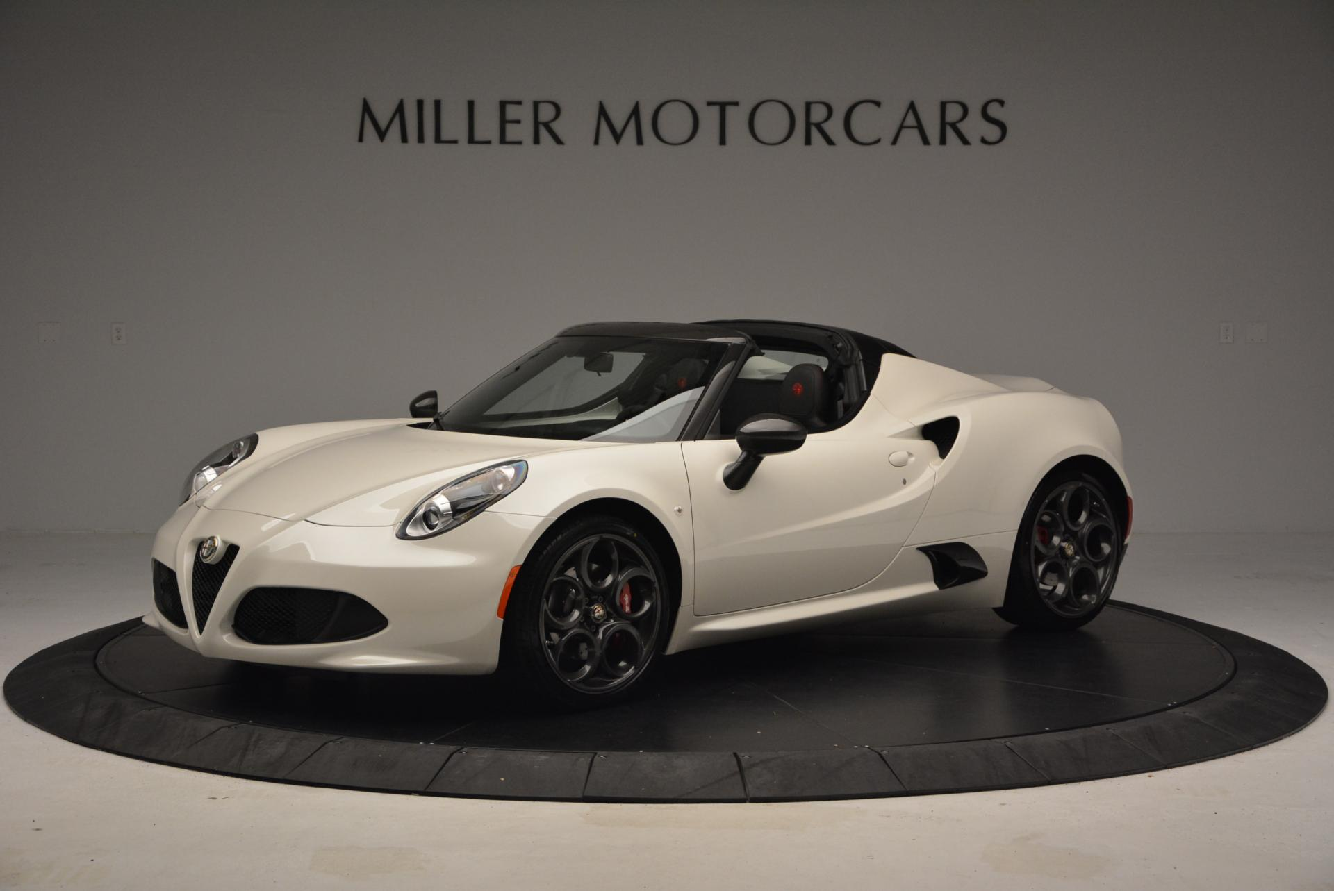 New 2015 Alfa Romeo 4C Spider  | Greenwich, CT
