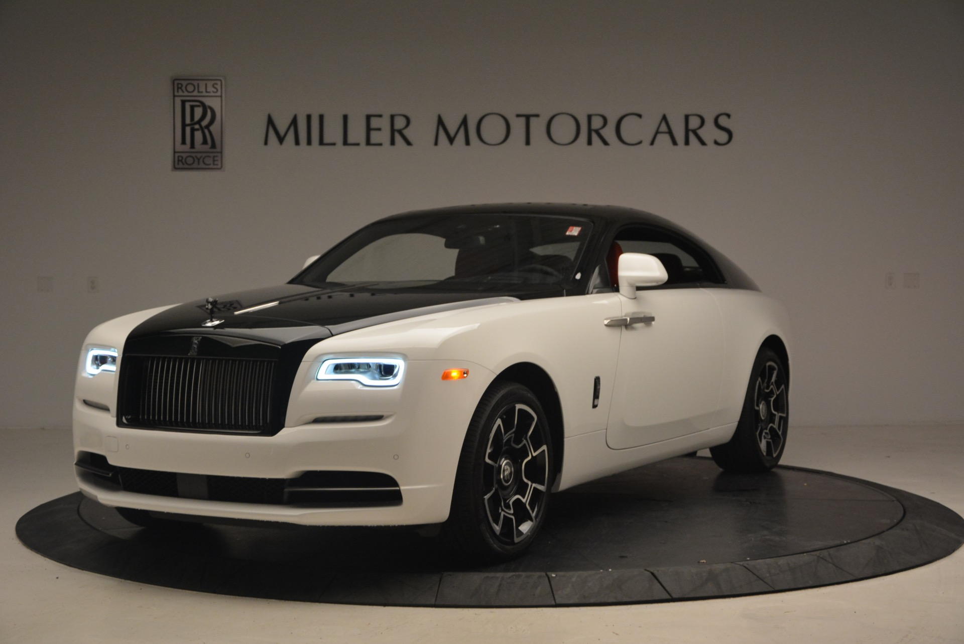 2017 rolls-royce wraith black badge stock # 7383 for sale near