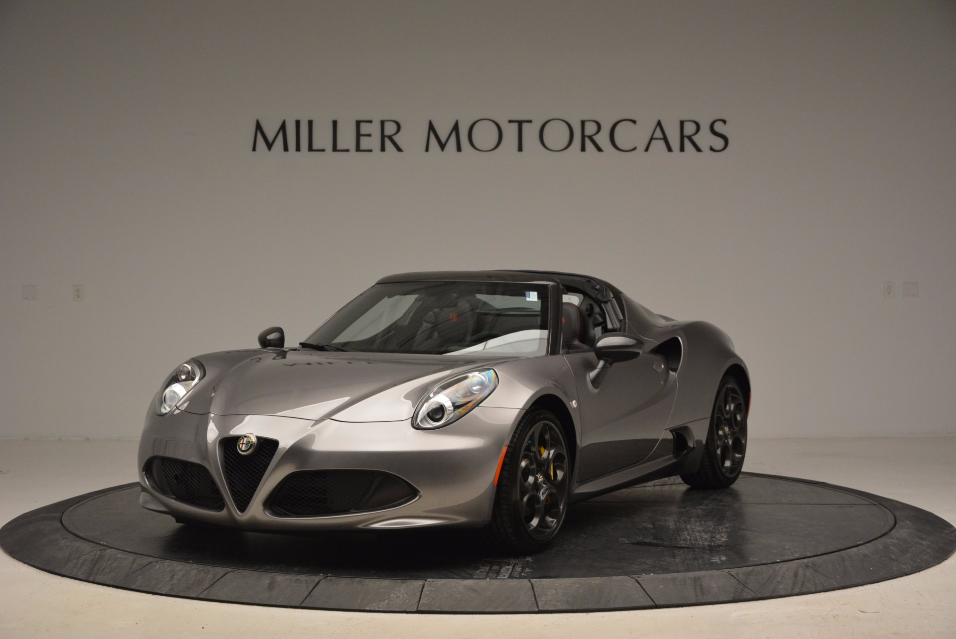 new 2016 alfa romeo 4c spider greenwich ct. Black Bedroom Furniture Sets. Home Design Ideas