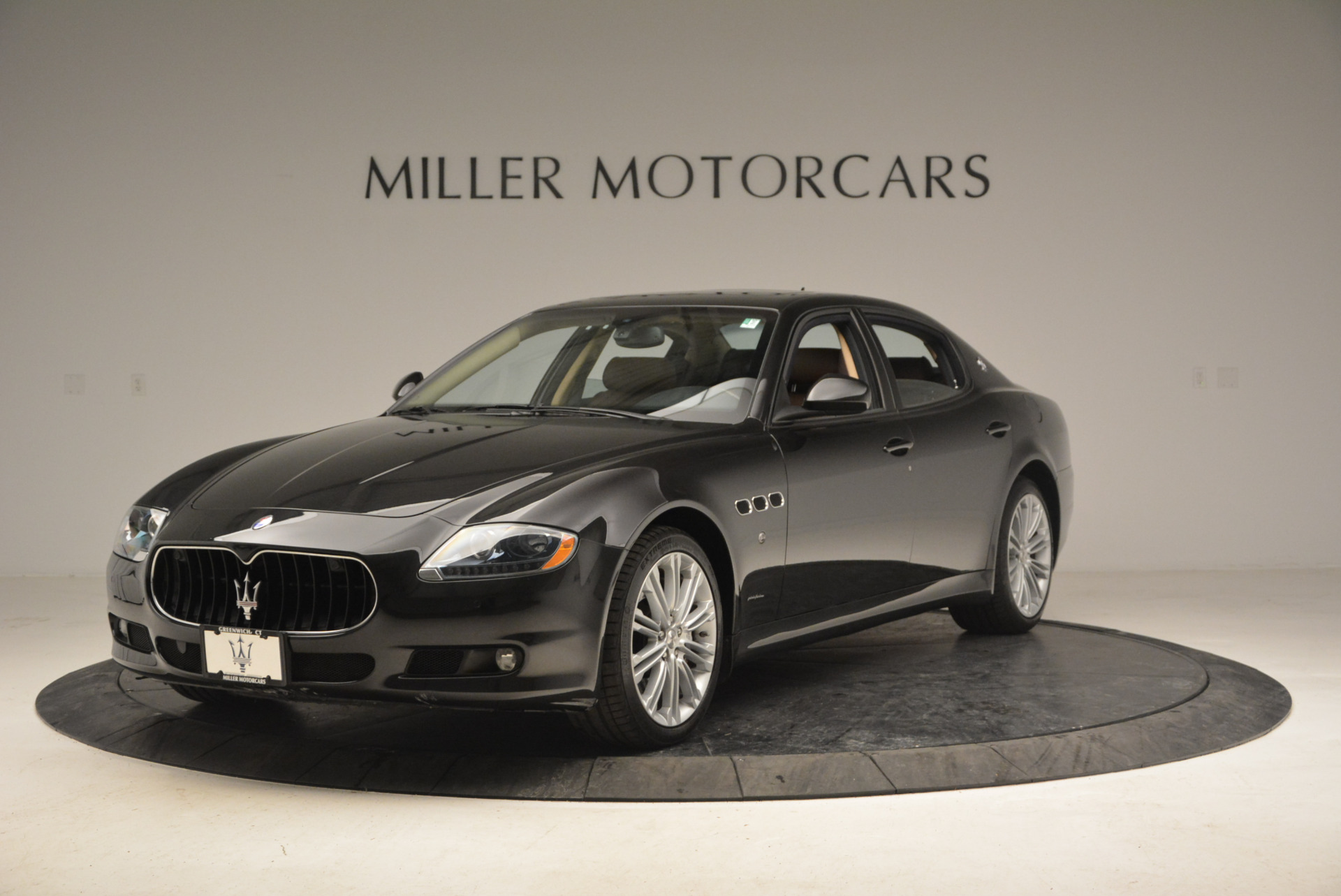 used 2013 maserati quattroporte s greenwich ct. Black Bedroom Furniture Sets. Home Design Ideas