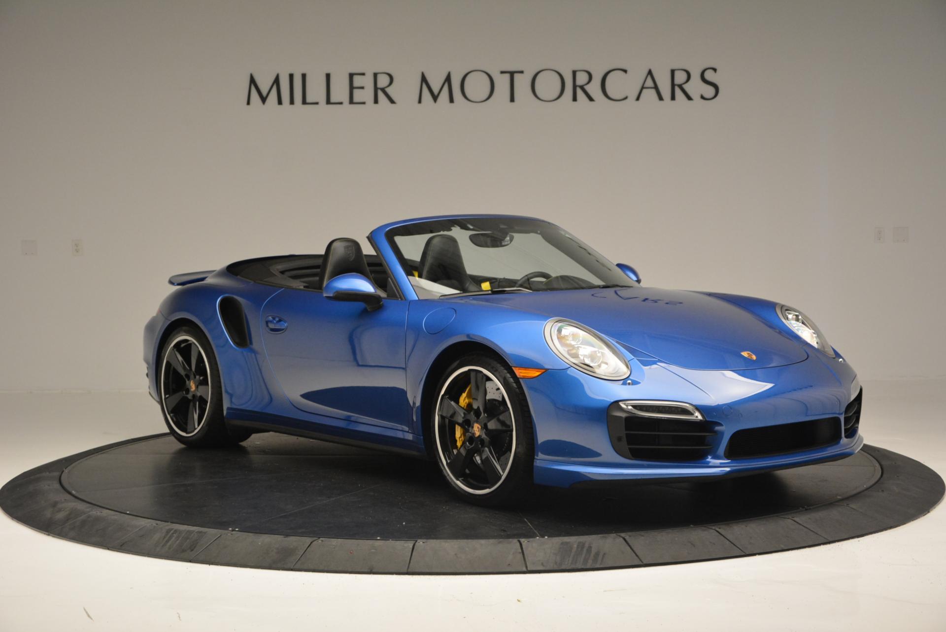 Used 2014 Porsche 911 Turbo S | Greenwich, CT