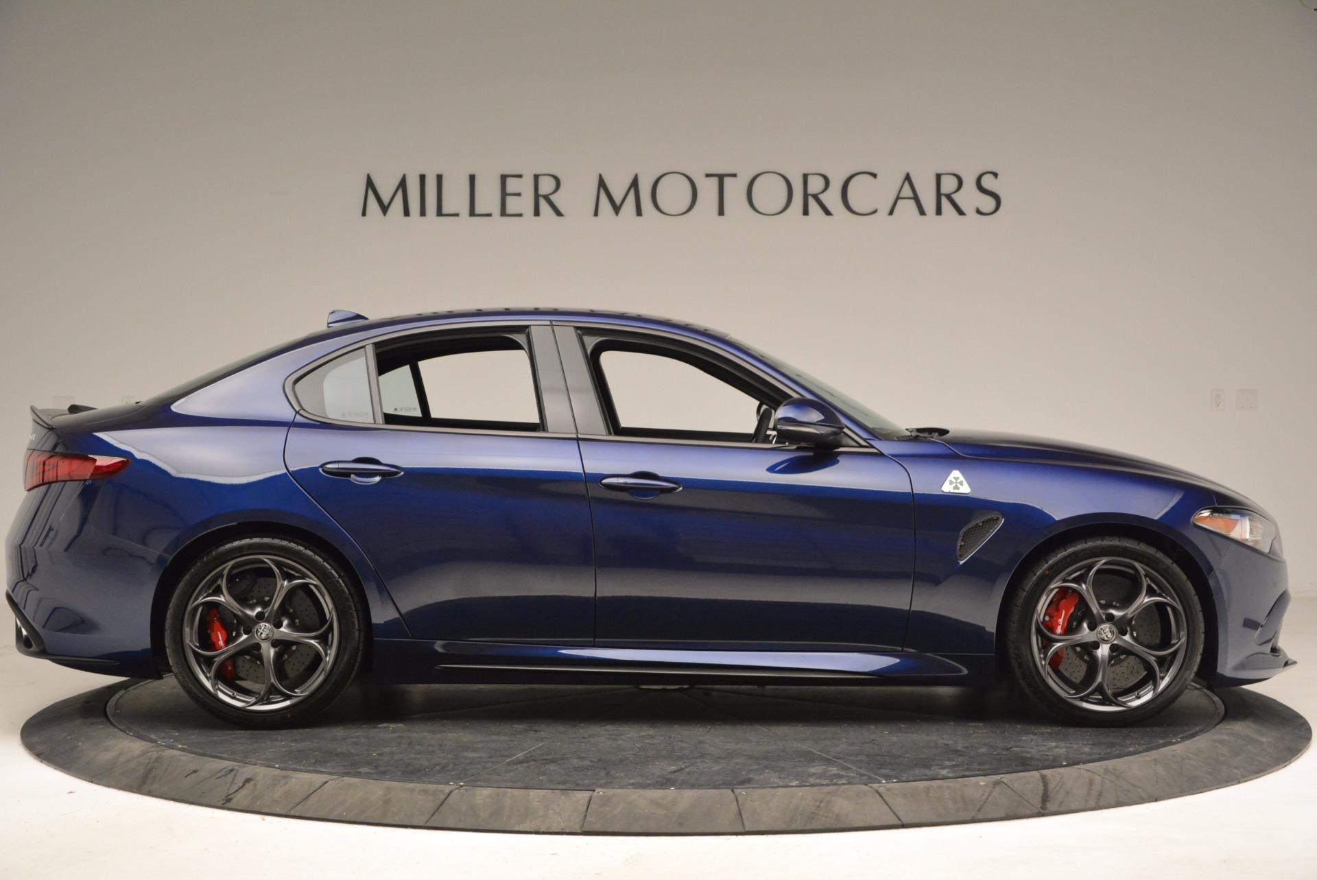 New 2017 Alfa Romeo Giulia Quadrifoglio   Greenwich, CT