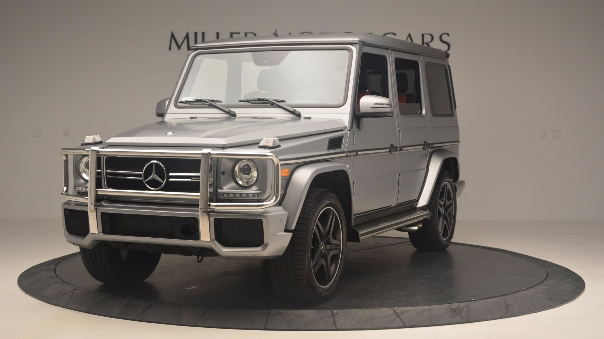 Used 2016 mercedes benz g class g 63 amg greenwich ct for Mercedes benz greenwich ct