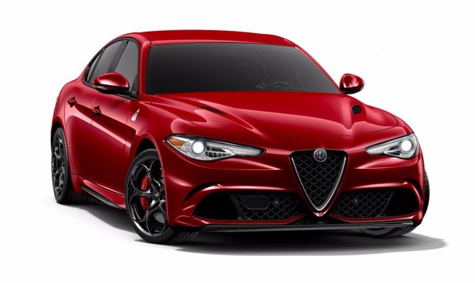 New 2017 Alfa Romeo Giulia Quadrifoglio | Greenwich, CT