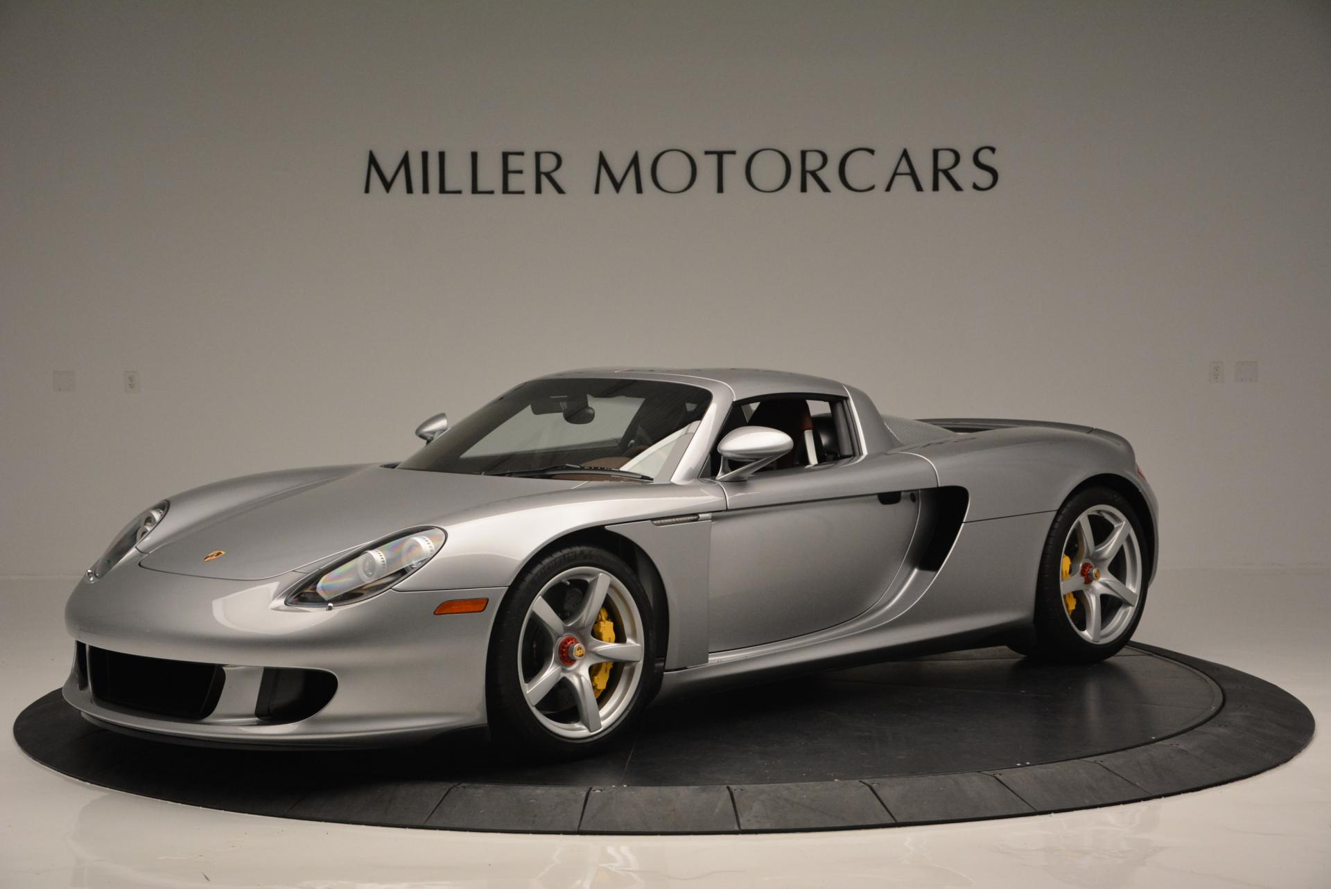 used 2005 porsche carrera gt greenwich ct. Black Bedroom Furniture Sets. Home Design Ideas