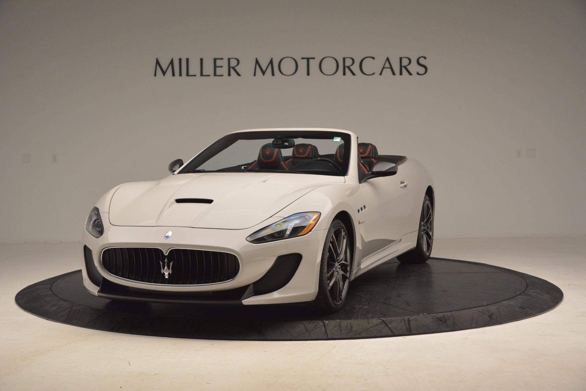 Wonderful Used 2015 Maserati GranTurismo MC Centennial | Greenwich, CT