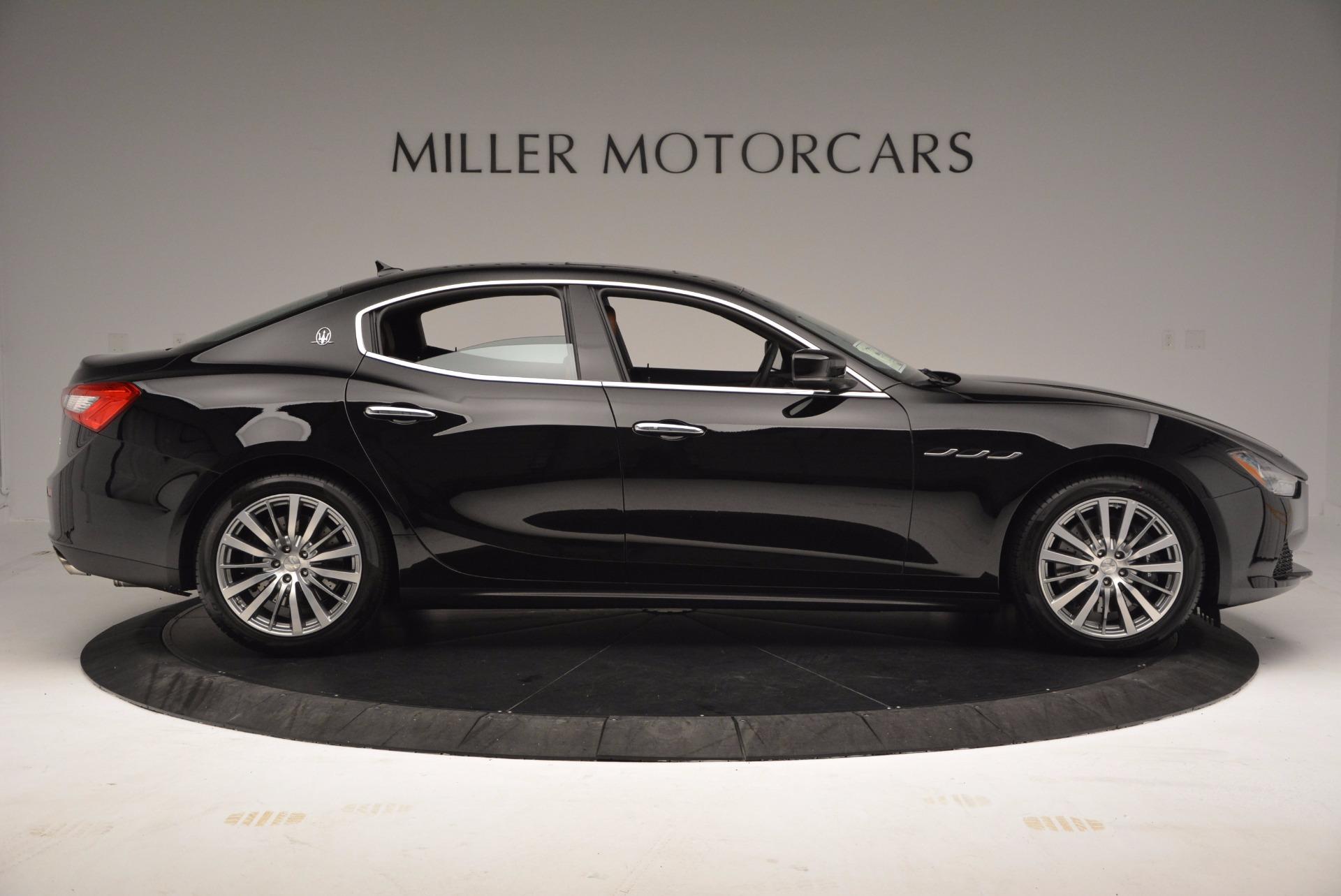 New 2017 Maserati Ghibli S Q4 EX-Loaner   Greenwich, CT