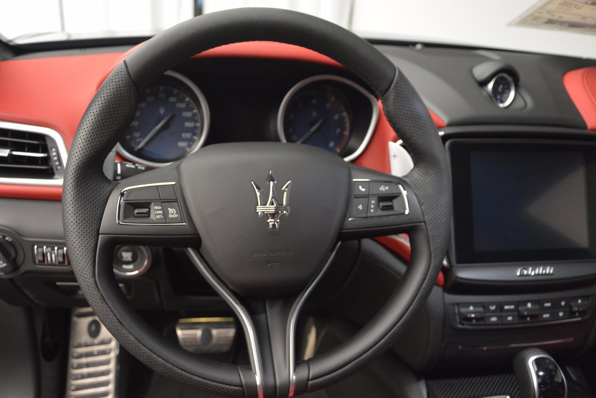 Used 2017 Maserati Ghibli S Q4   Greenwich, CT