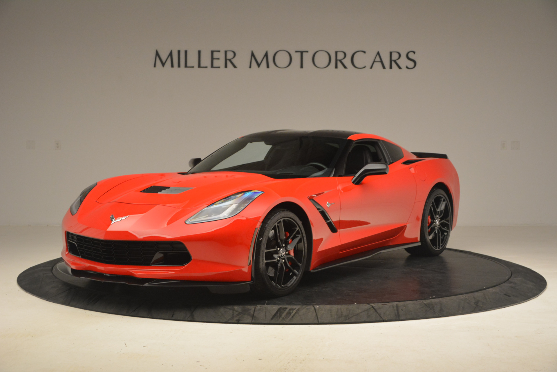 2014 corvette stingray price range