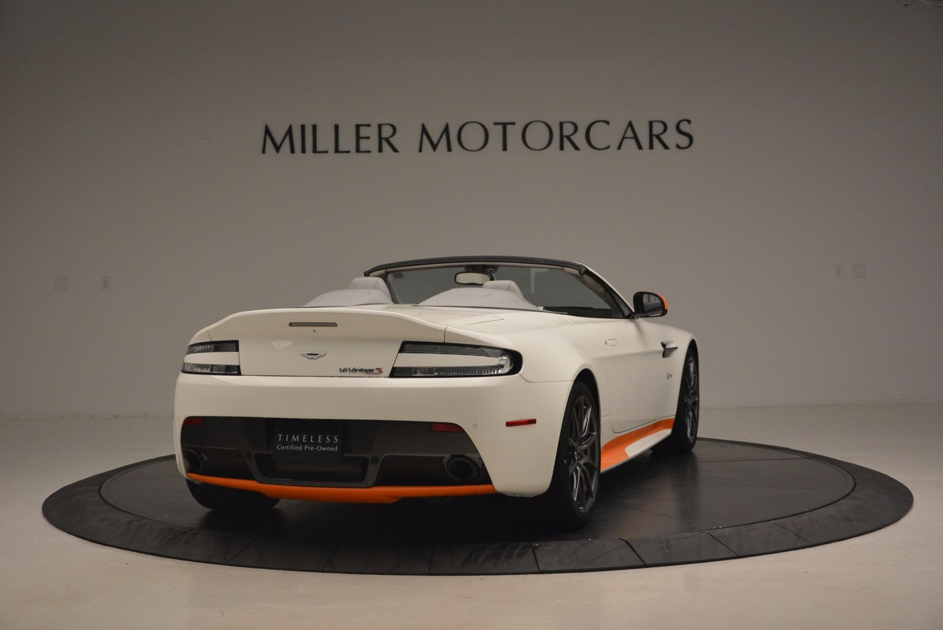 Used 2017 Aston Martin V12 Vantage S Convertible   Greenwich, CT