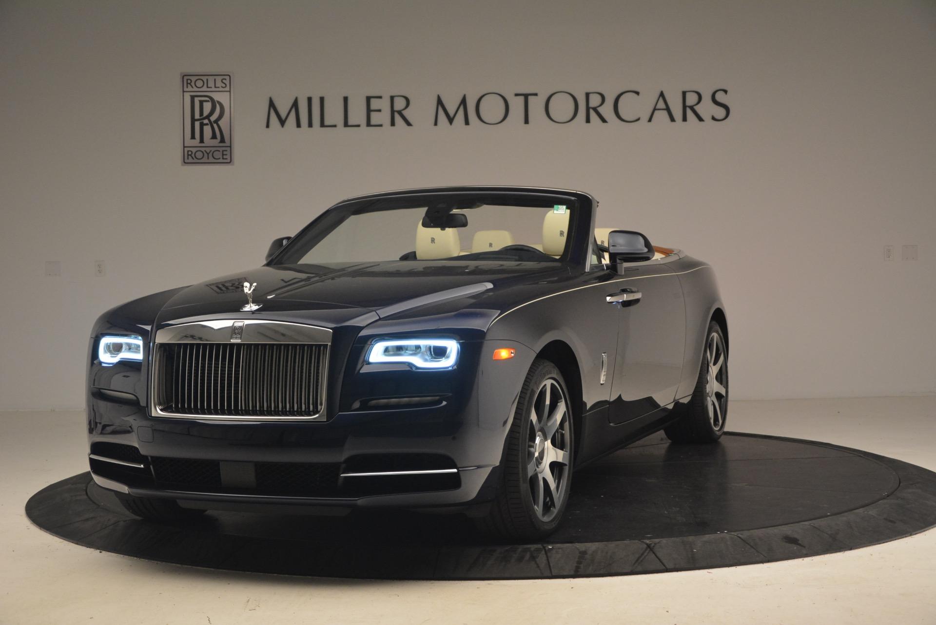 Used 2017 Rolls-Royce Dawn