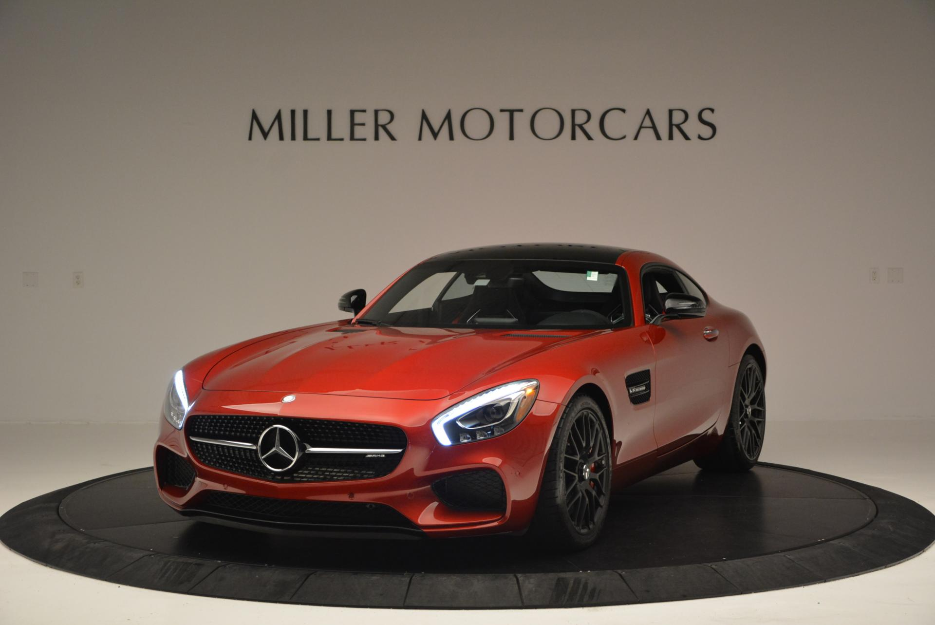 Used 2016 mercedes benz amg gt s s greenwich ct for Mercedes benz greenwich ct