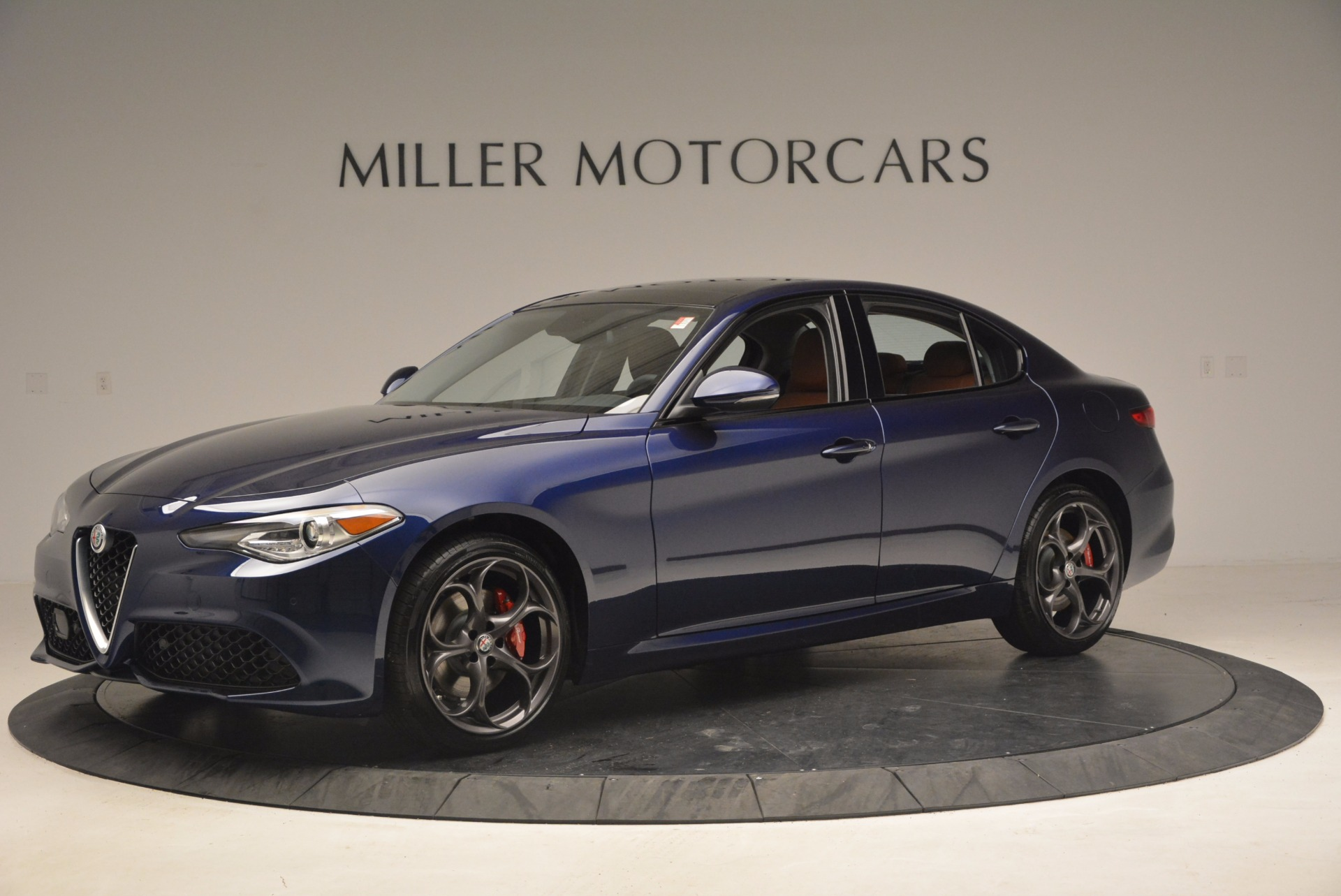 New 2017 Alfa Romeo Giulia Ti Q4 | Greenwich, CT