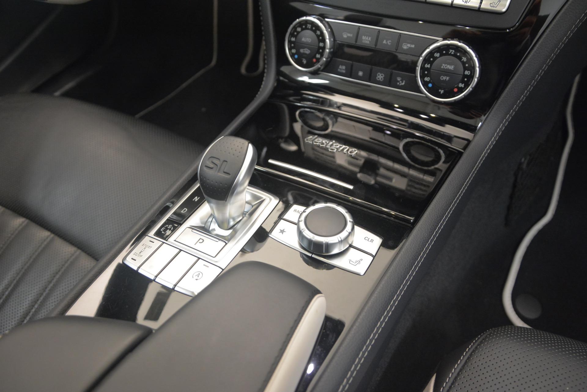 Used 2015 Mercedes Benz SL-Class SL 550   Greenwich, CT