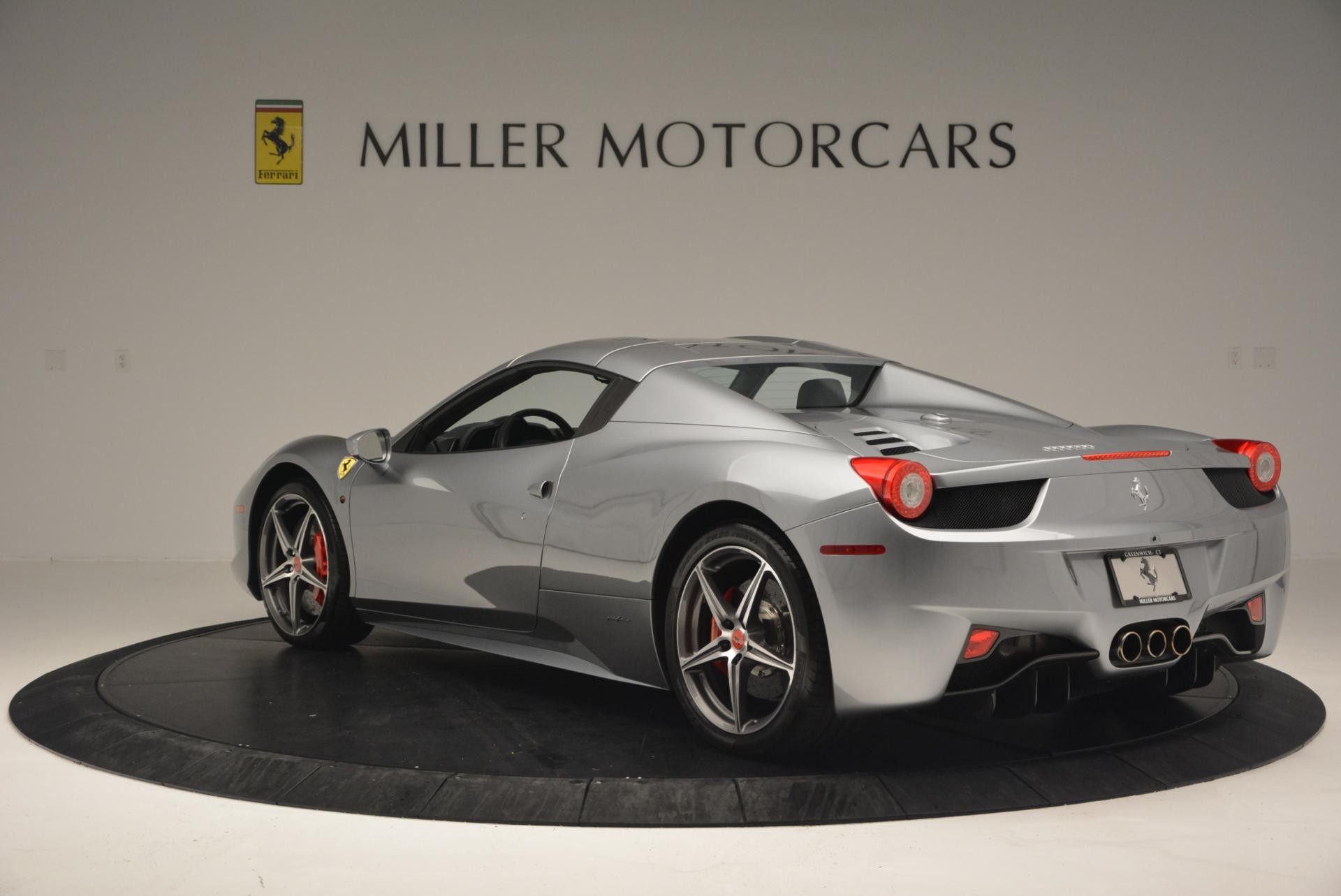 Used 2013 Ferrari 458 Spider Greenwich Ct