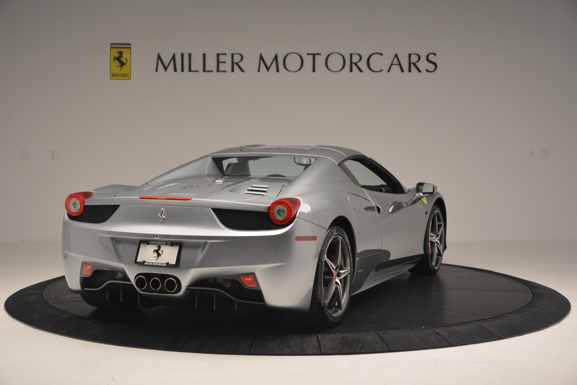 Used 2013 Ferrari 458 Spider  | Greenwich, CT
