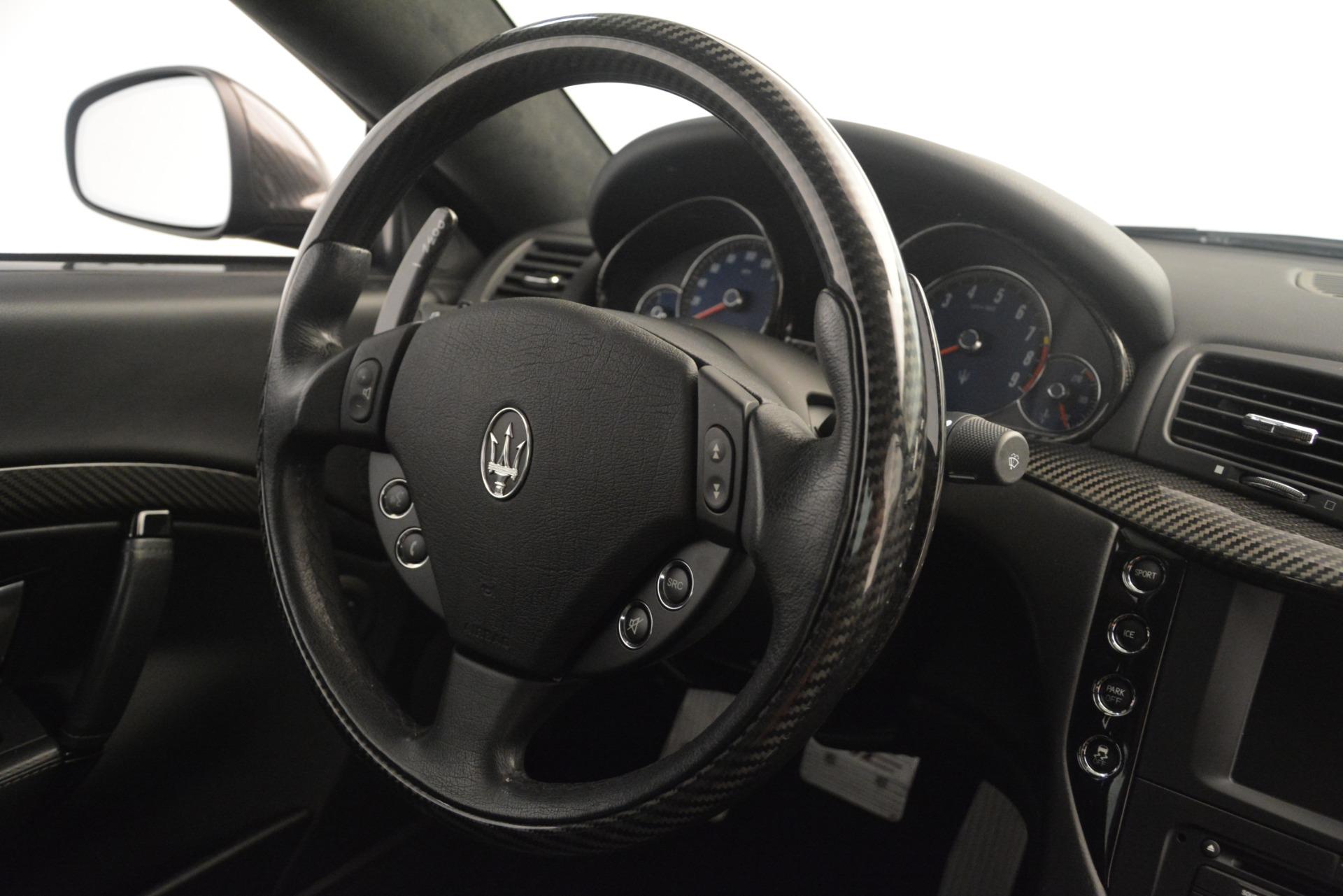 Used 2012 Maserati GranTurismo MC   Greenwich, CT