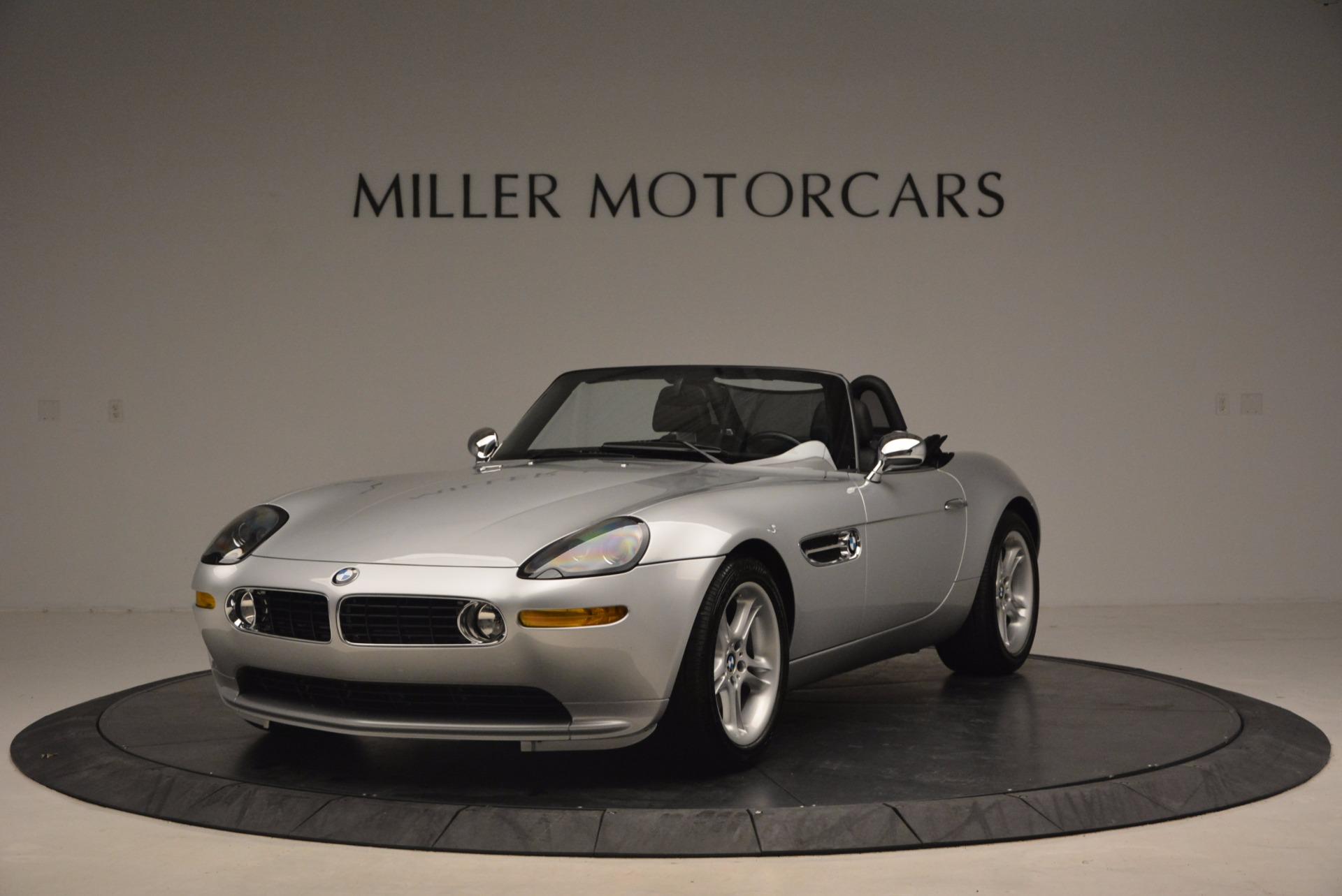 2001 BMW Z8 Stock # 7221 for sale near Greenwich, CT | CT BMW Dealer ...