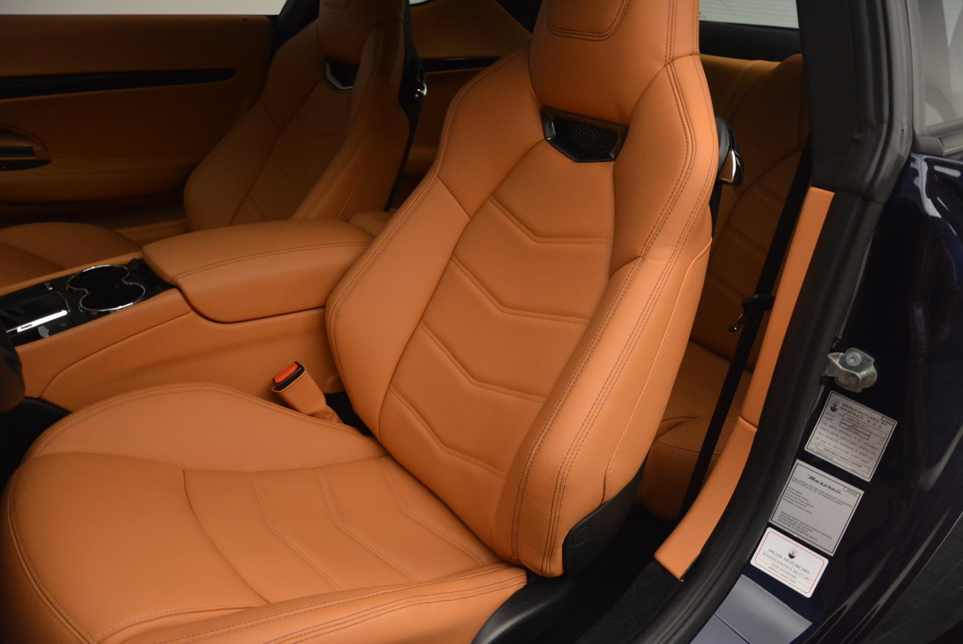 New 2017 Maserati GranTurismo Coupe Sport   Greenwich, CT