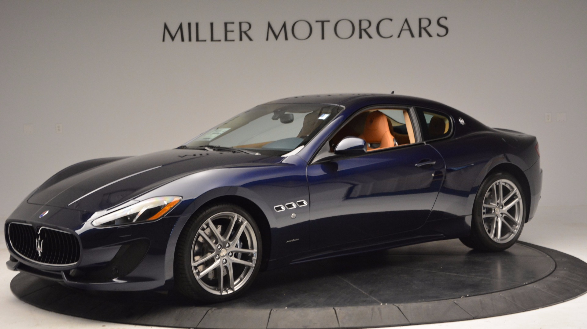 New 2017 Maserati Granturismo Coupe Sport Greenwich Ct