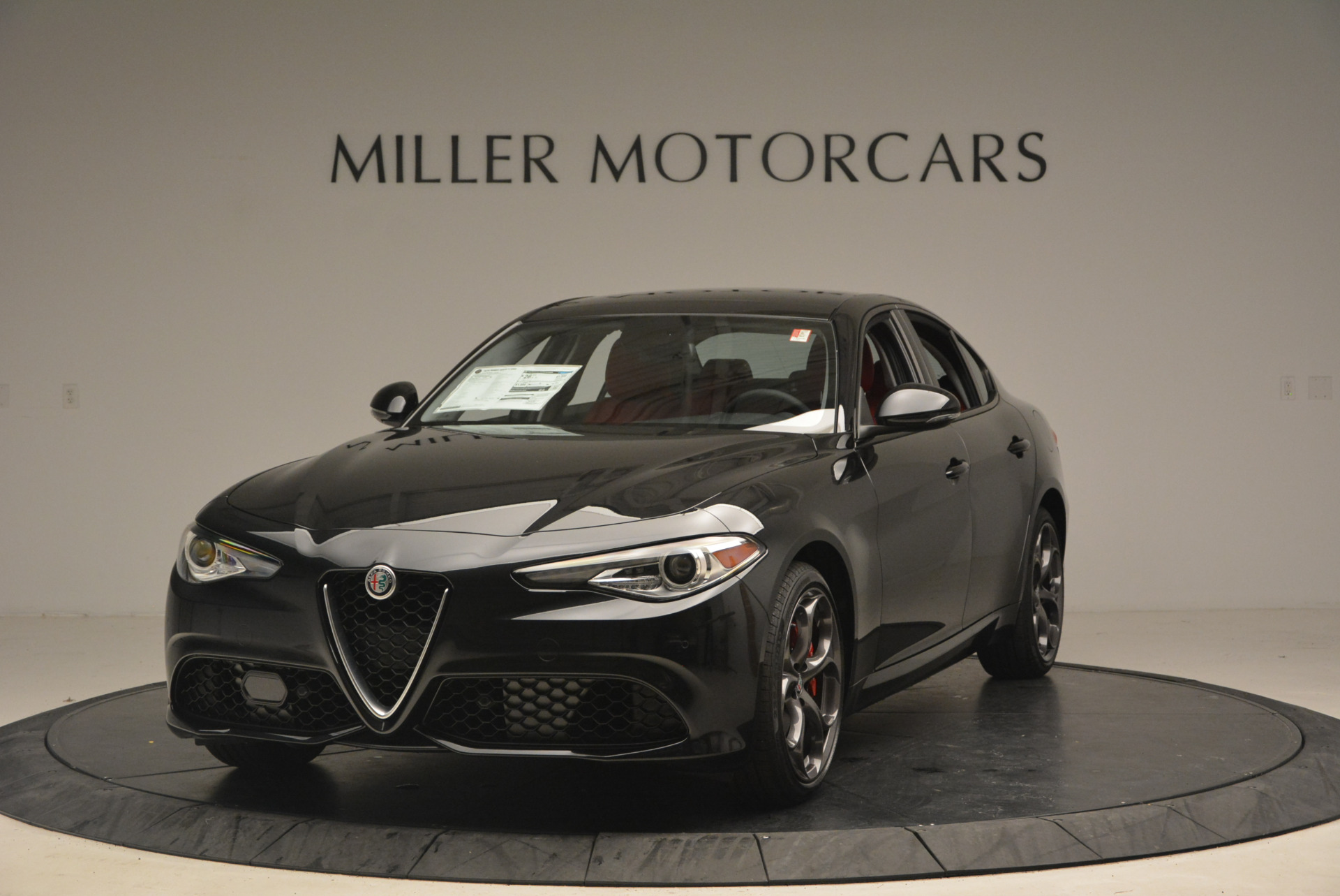 2017 alfa romeo giulia ti q4 stock # l145 for sale near greenwich