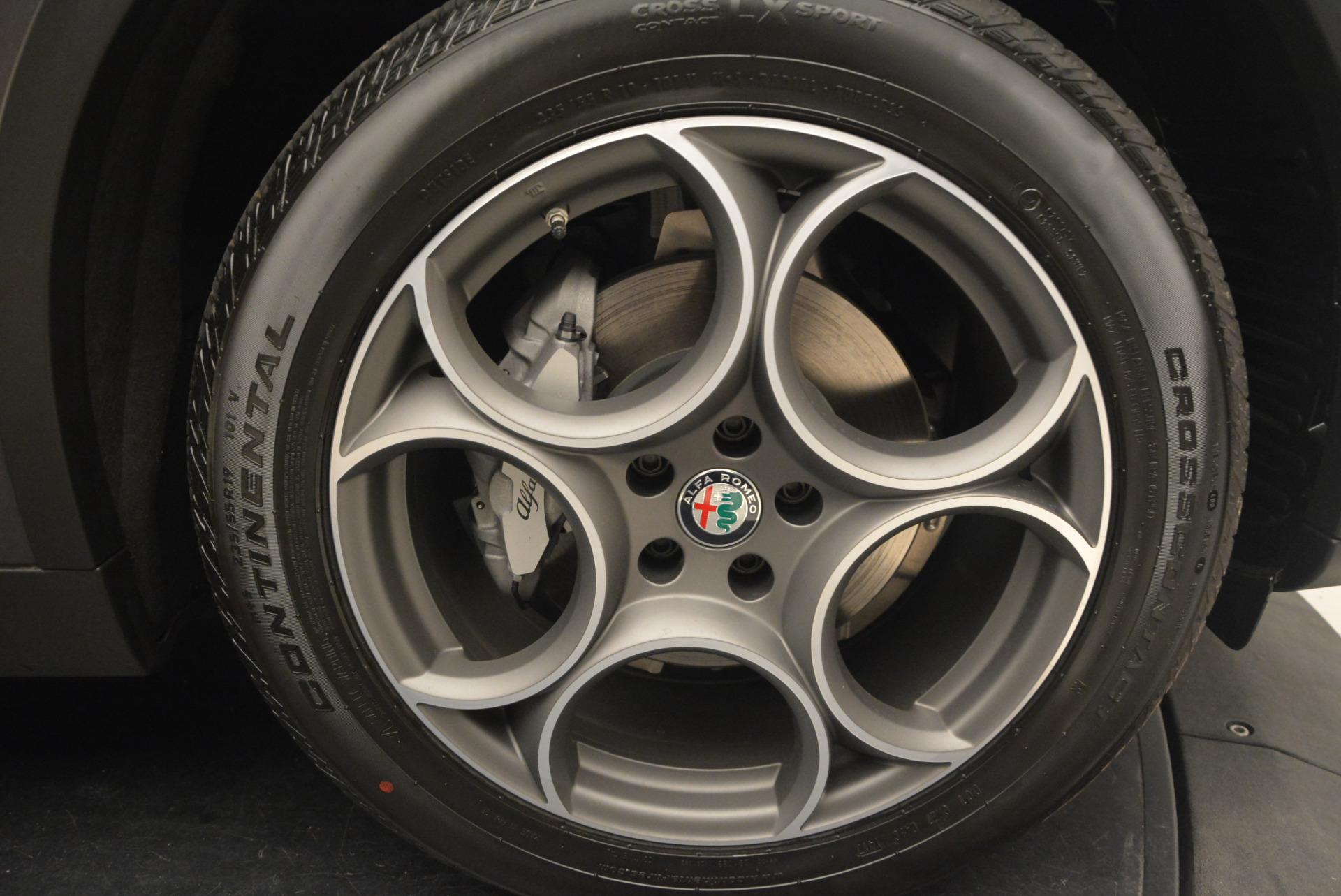 2018 Alfa Romeo Stelvio Q4 Stock Lw001 For Sale Near Greenwich Ct Rims New