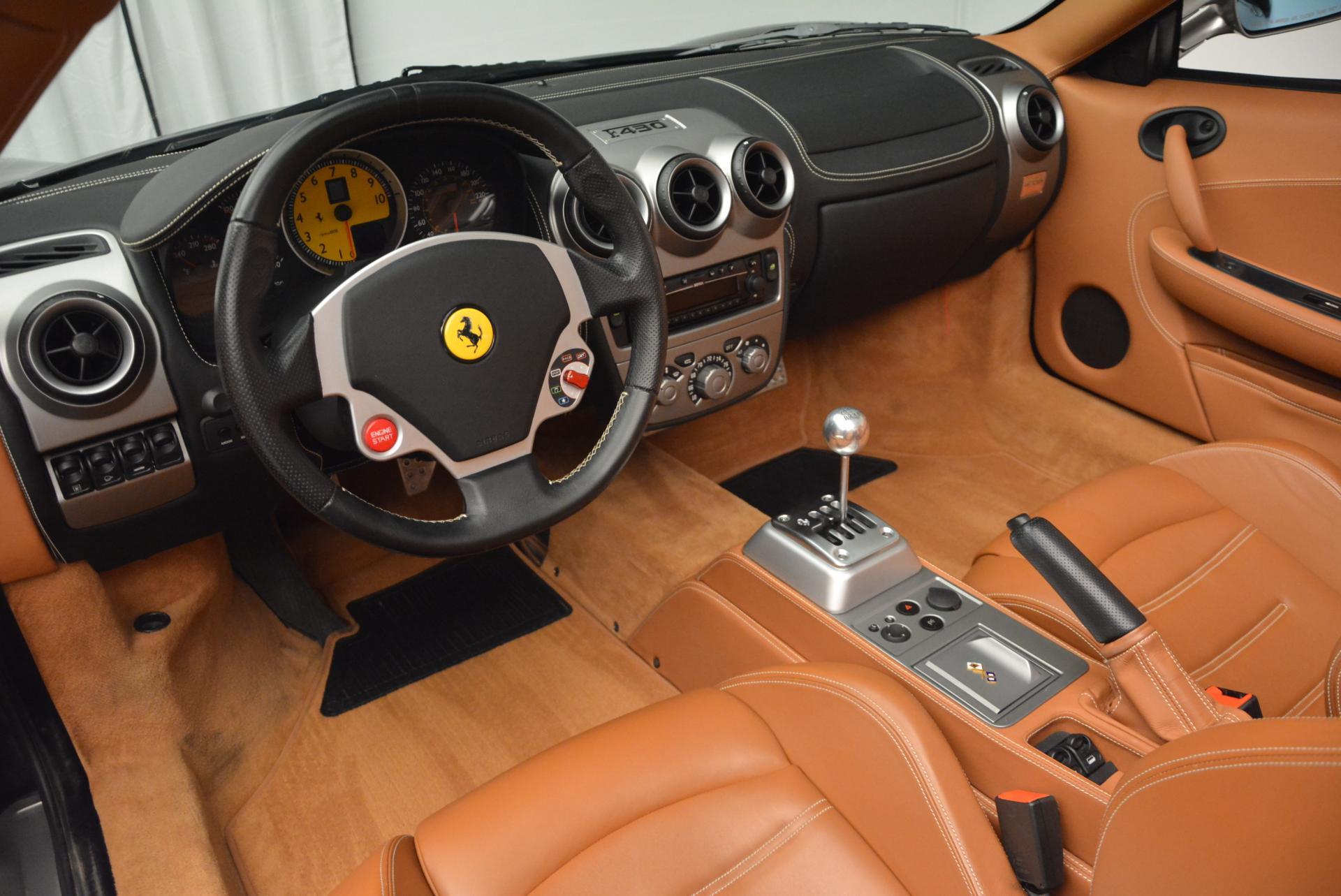 Used 2005 Ferrari F430 Spider 6-Speed Manual | Greenwich, CT