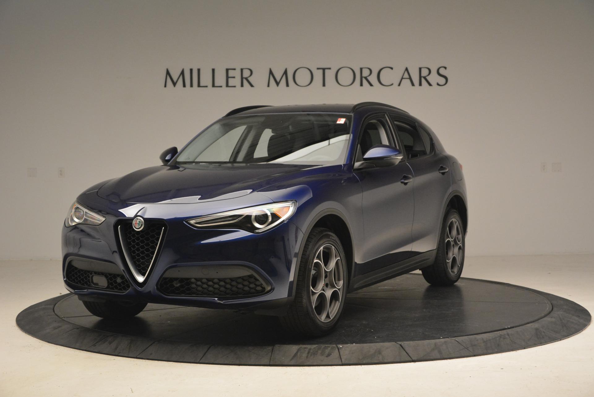 2018 Alfa Romeo Stelvio Sport Q4 Stock L163 For Sale Near