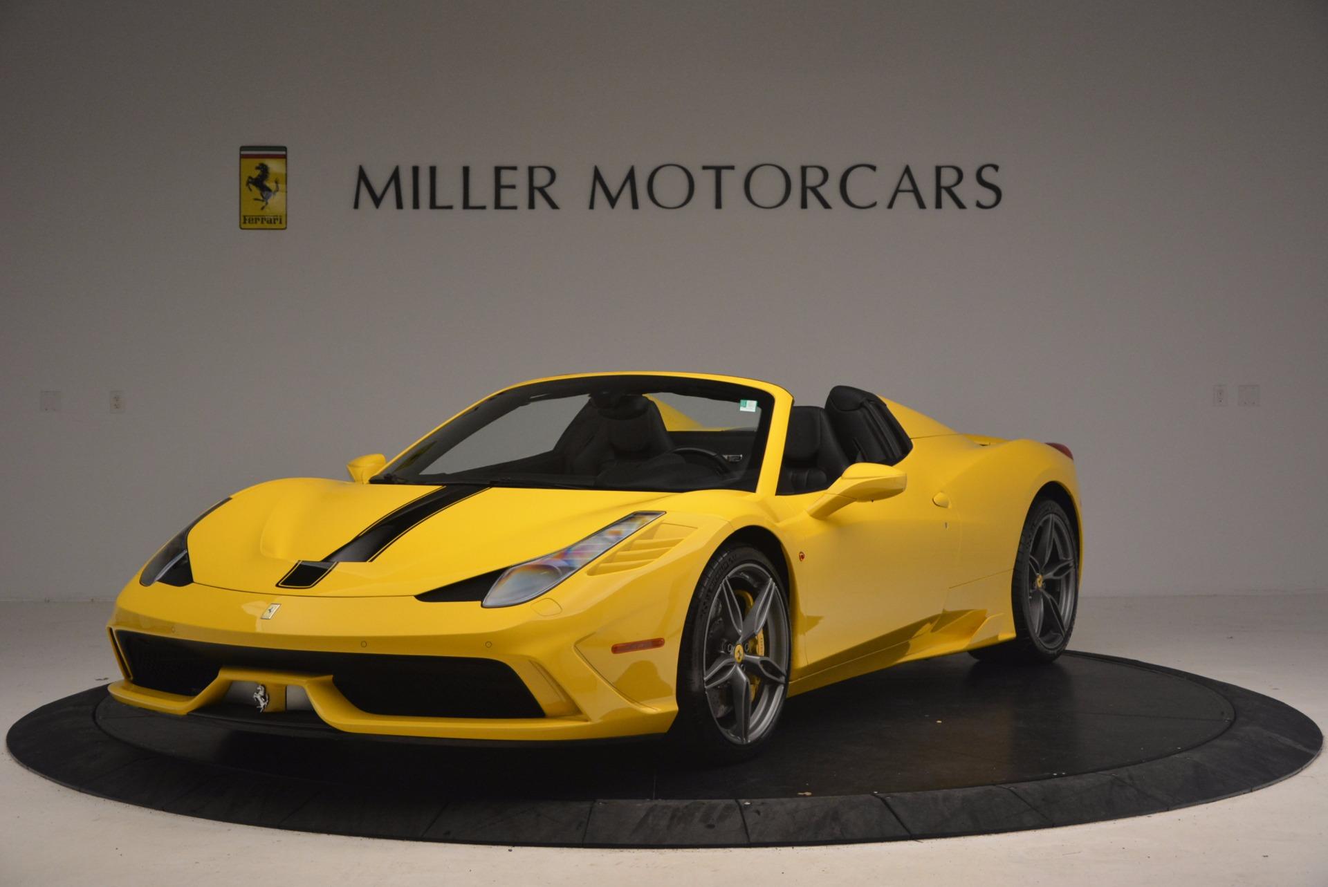 2015 Ferrari 458 Speciale Aperta Stock # 4403 for sale near ...