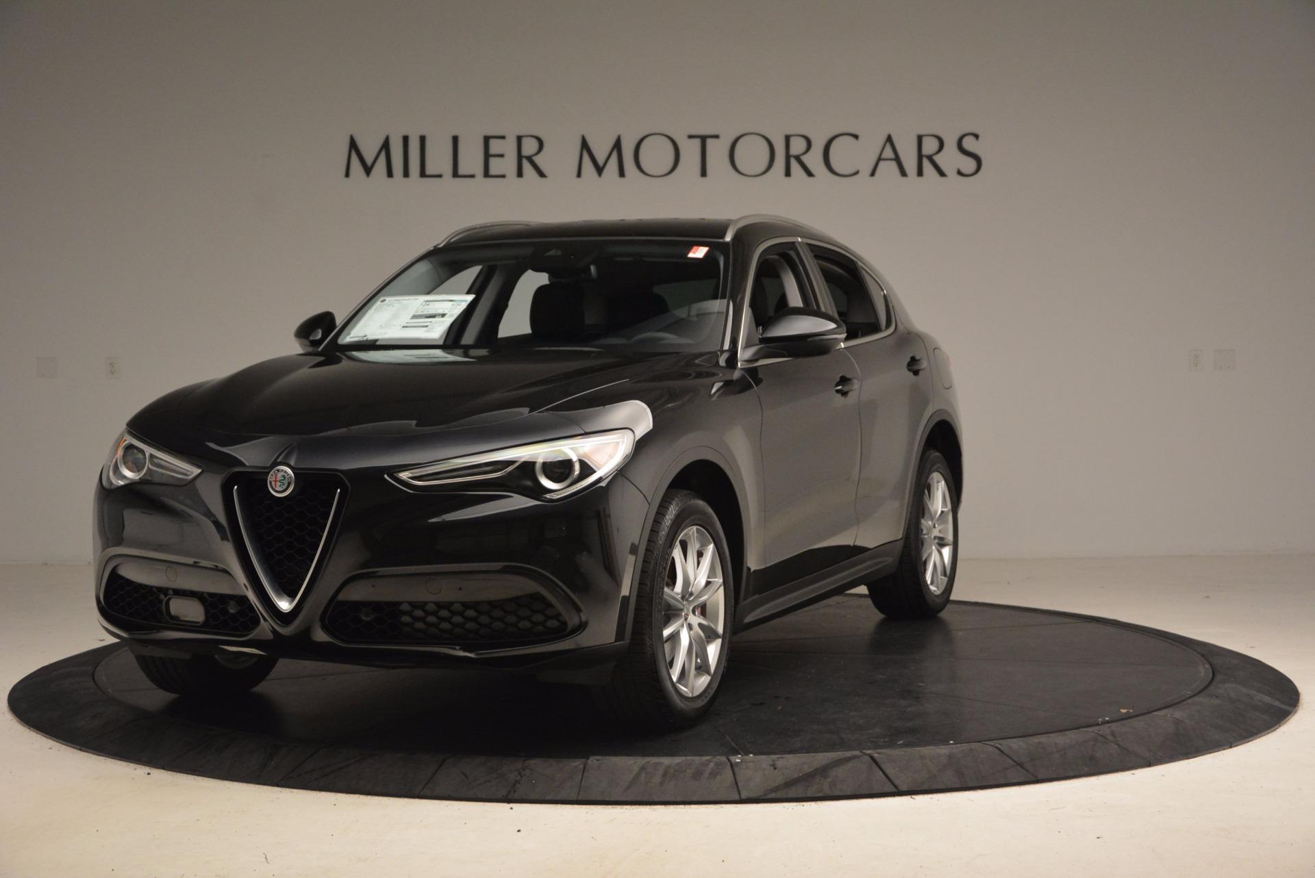 2018 Alfa Romeo Stelvio Ti Q4 Stock Lw164 For Sale Near Greenwich