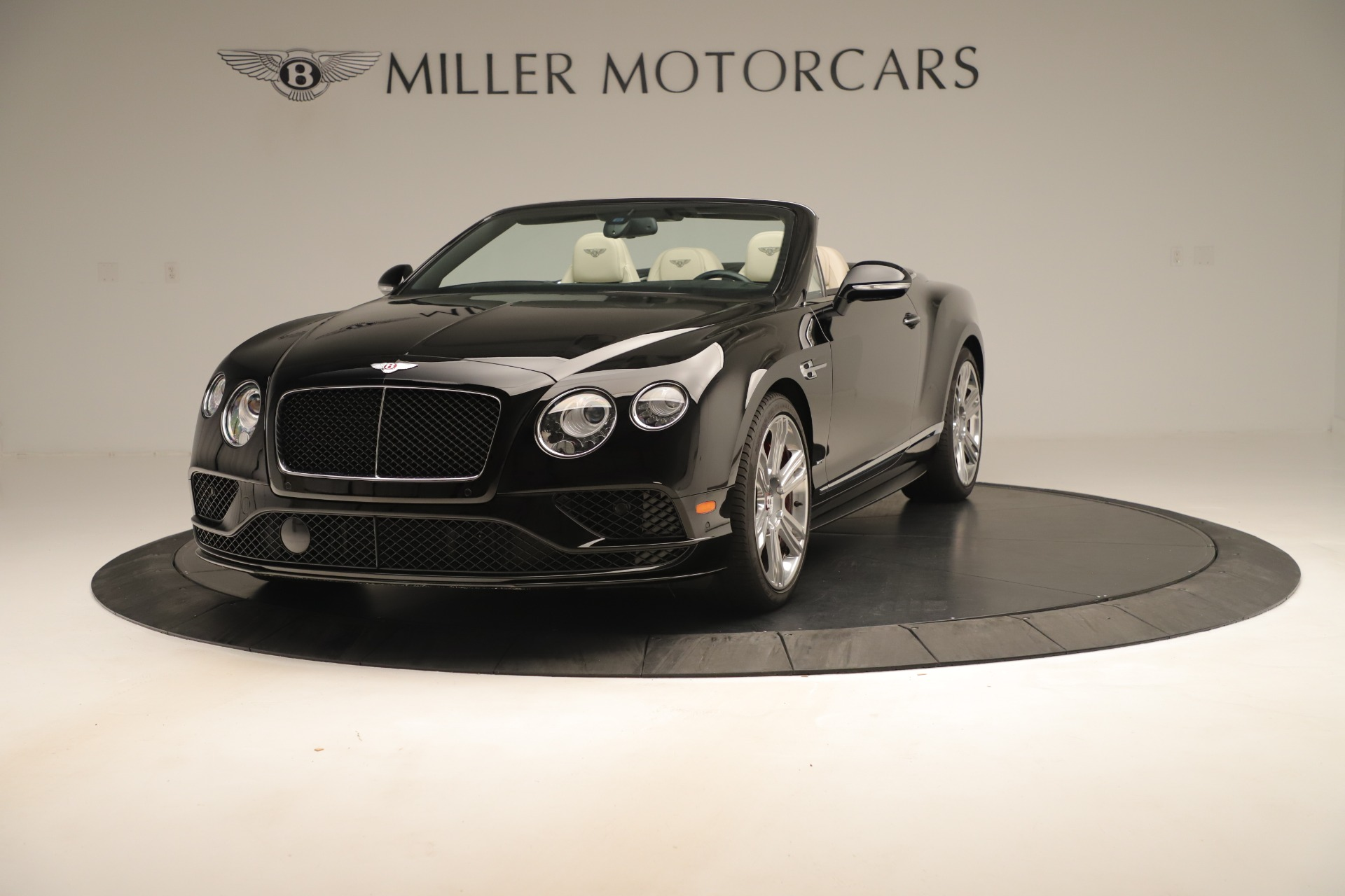 Used 2016 Bentley Continental Gt V8 S Convertible Greenwich Ct