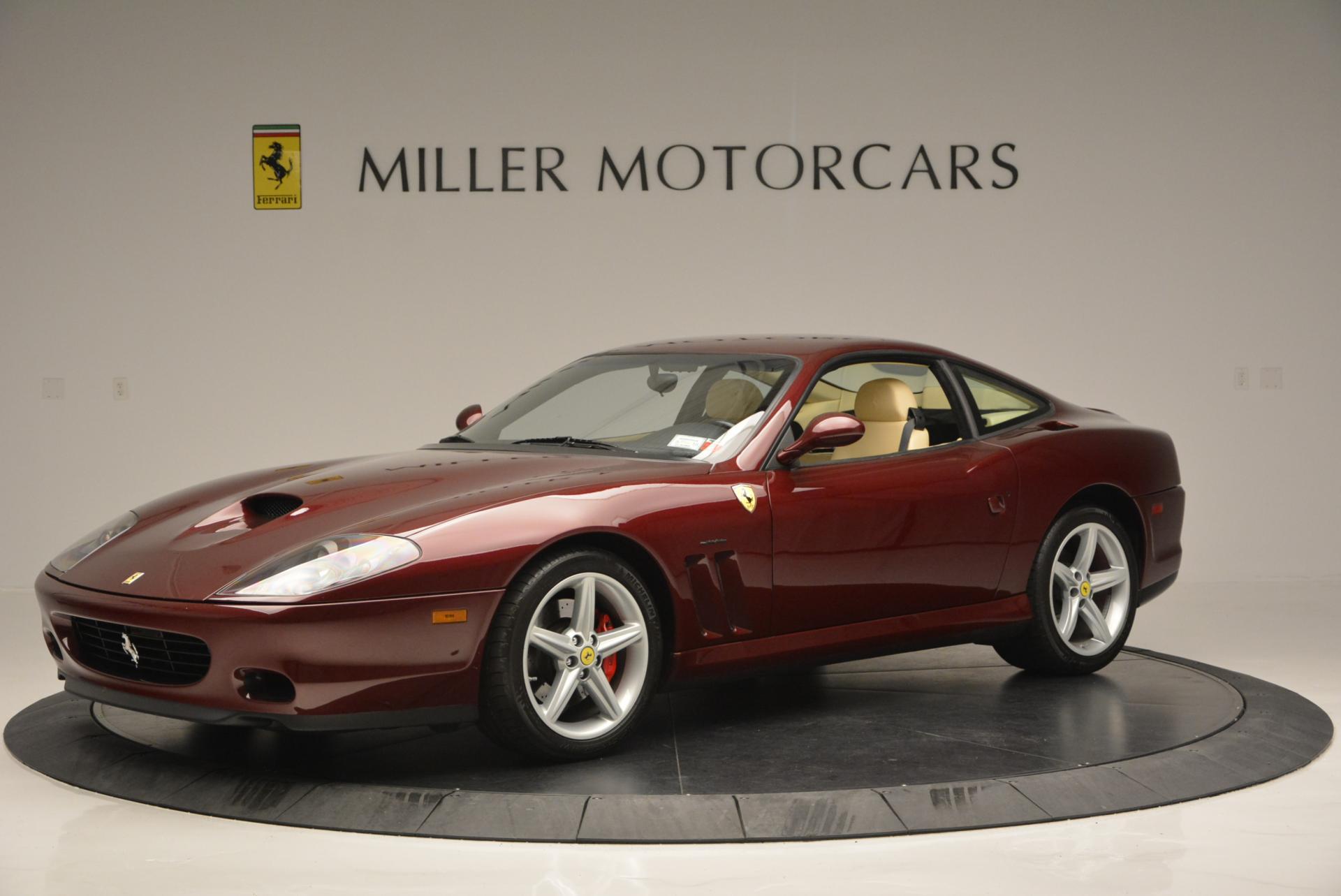 Used 2003 Ferrari 575M Maranello 6-Speed Manual   Greenwich, CT