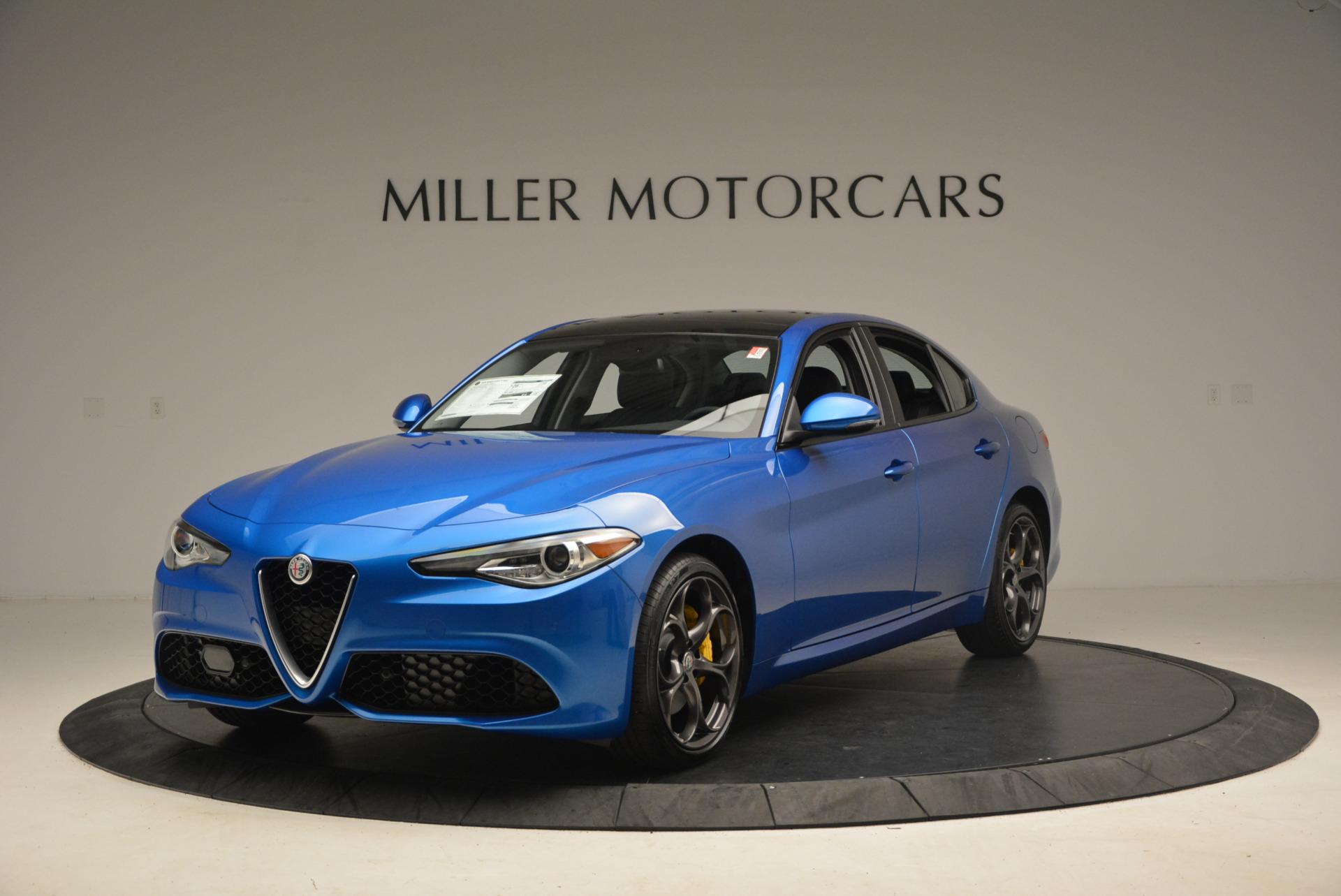 2017 Alfa Romeo Giulia Ti Sport Q4 Stock # LW097 for sale near ...