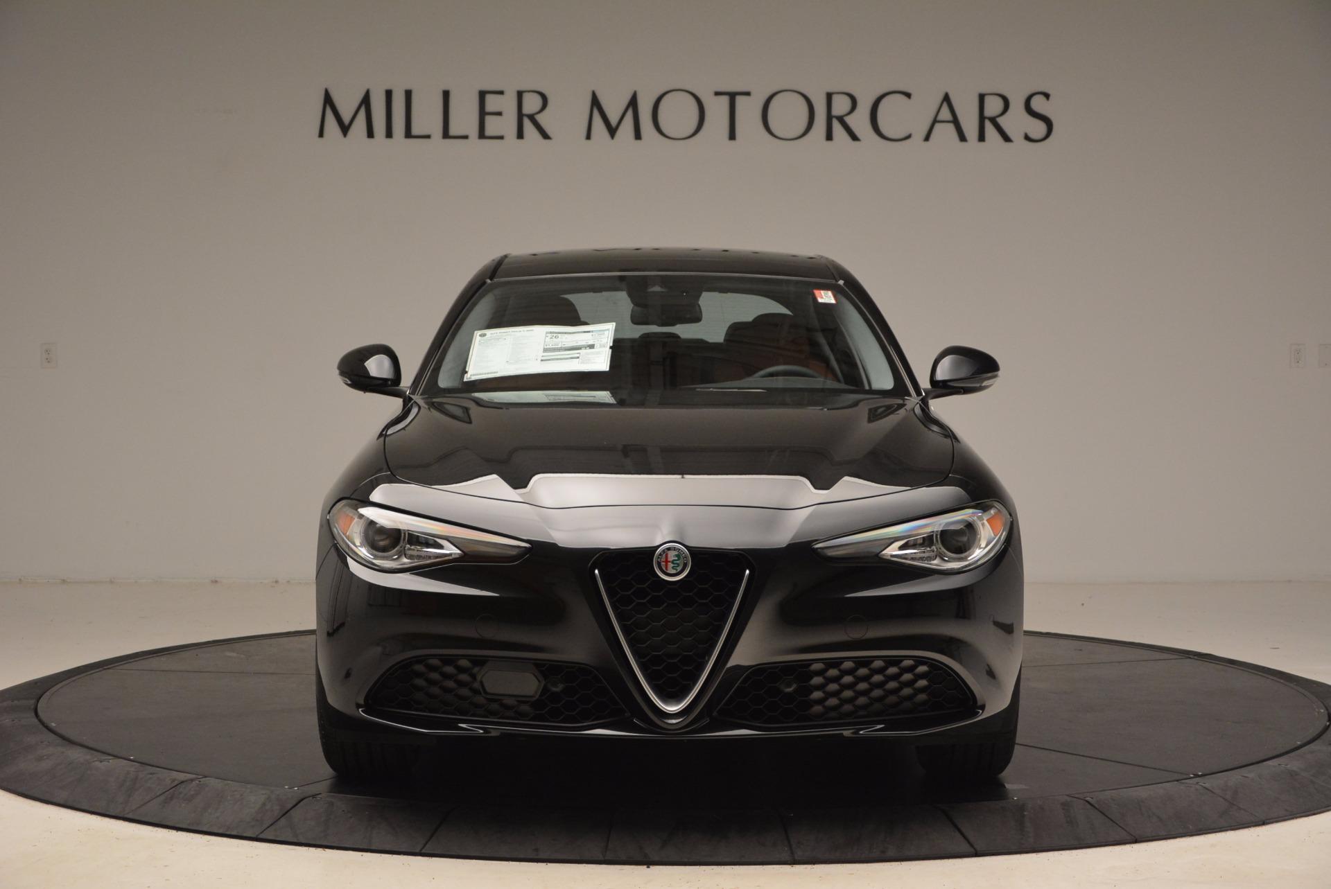 New 2017 Alfa Romeo Giulia Ti Lusso Q4   Greenwich, CT