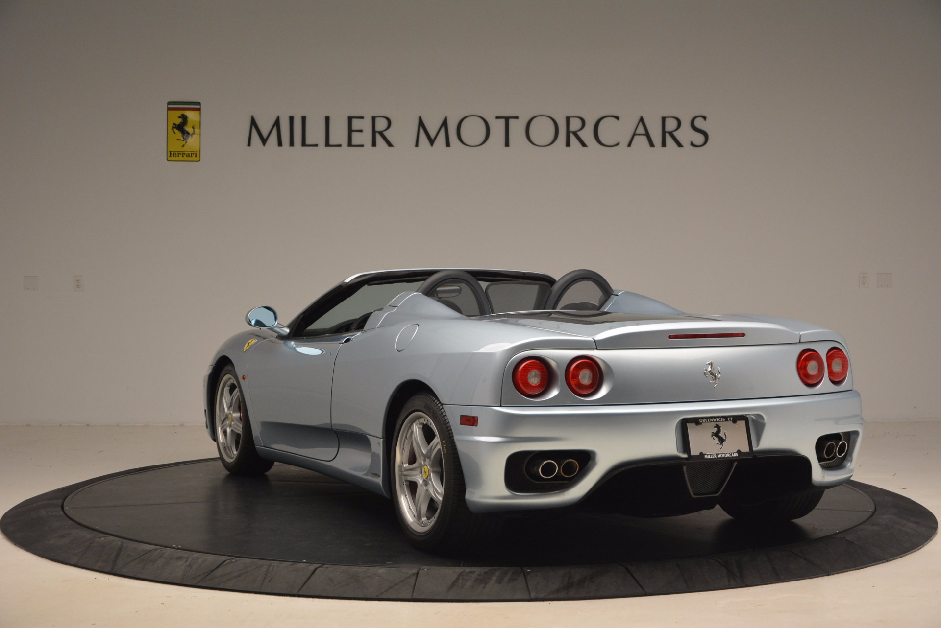 Used 2003 Ferrari 360 Spider 6-Speed Manual   Greenwich, CT