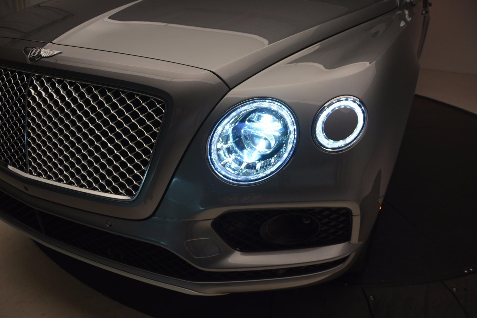 New 2018 Bentley Bentayga Onyx | Greenwich, CT