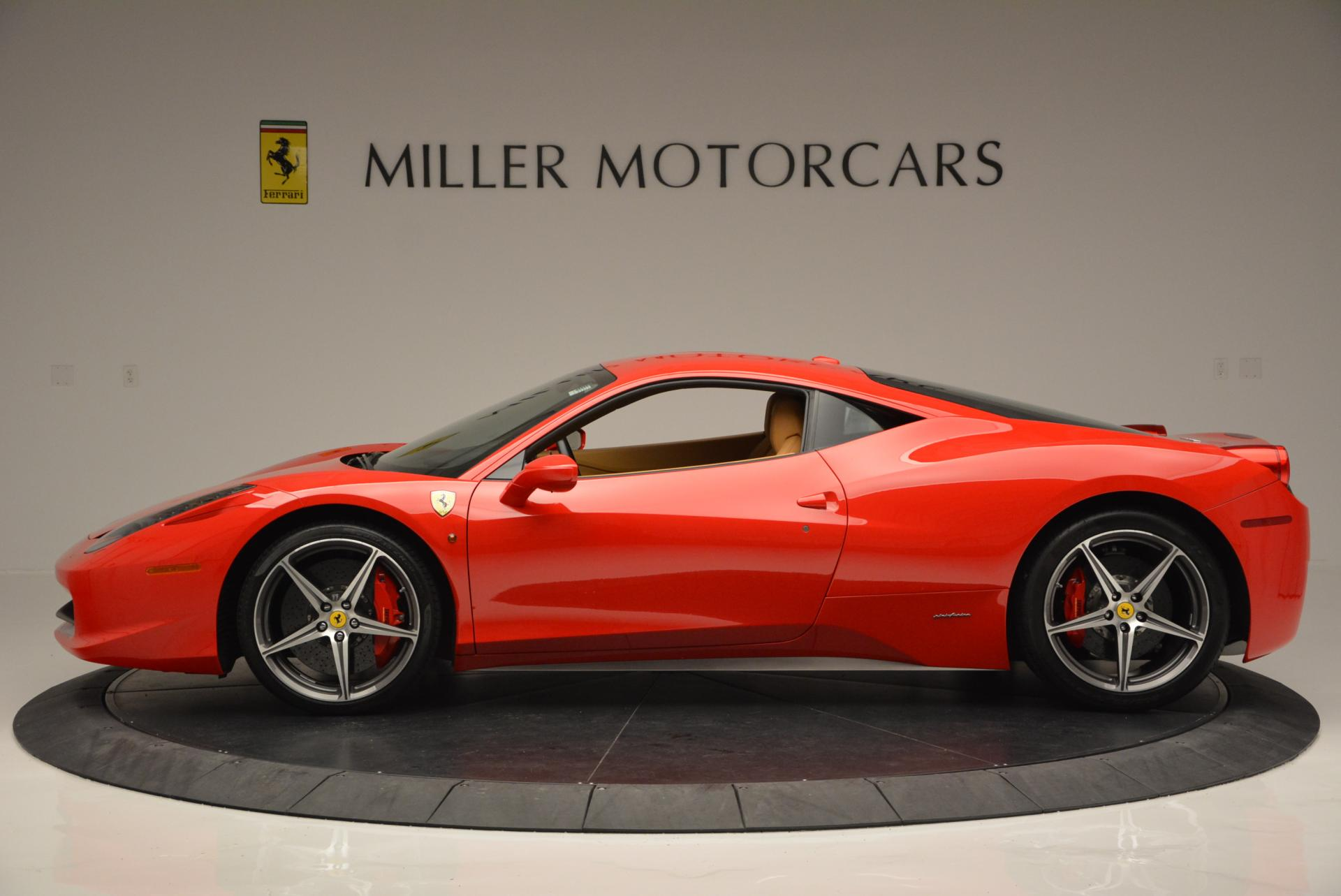 Used 2010 Ferrari 458 Italia Greenwich Ct