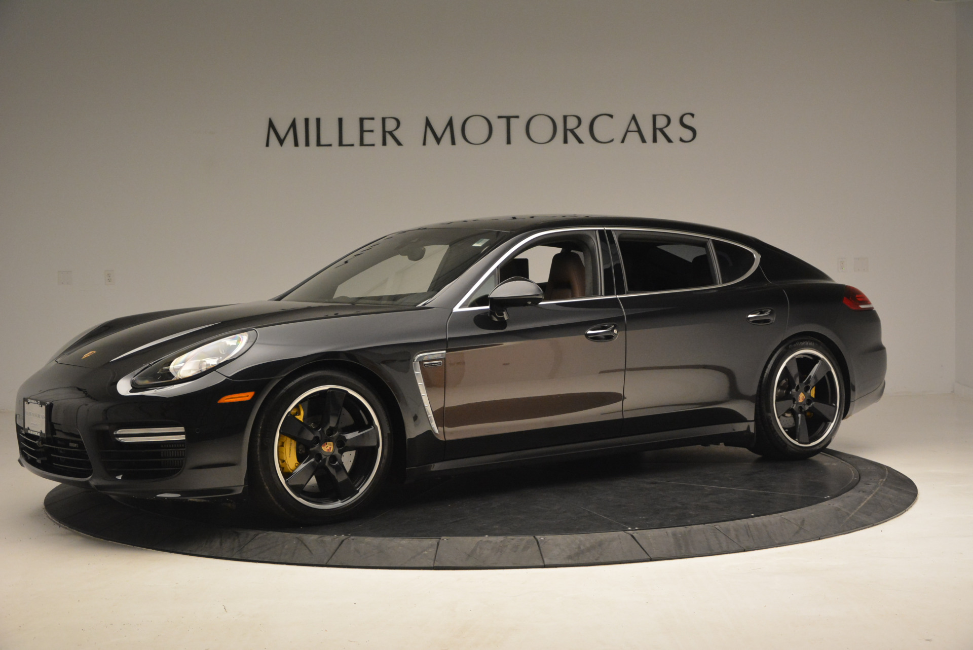 used 2016 porsche panamera turbo s exclusive greenwich ct. Black Bedroom Furniture Sets. Home Design Ideas
