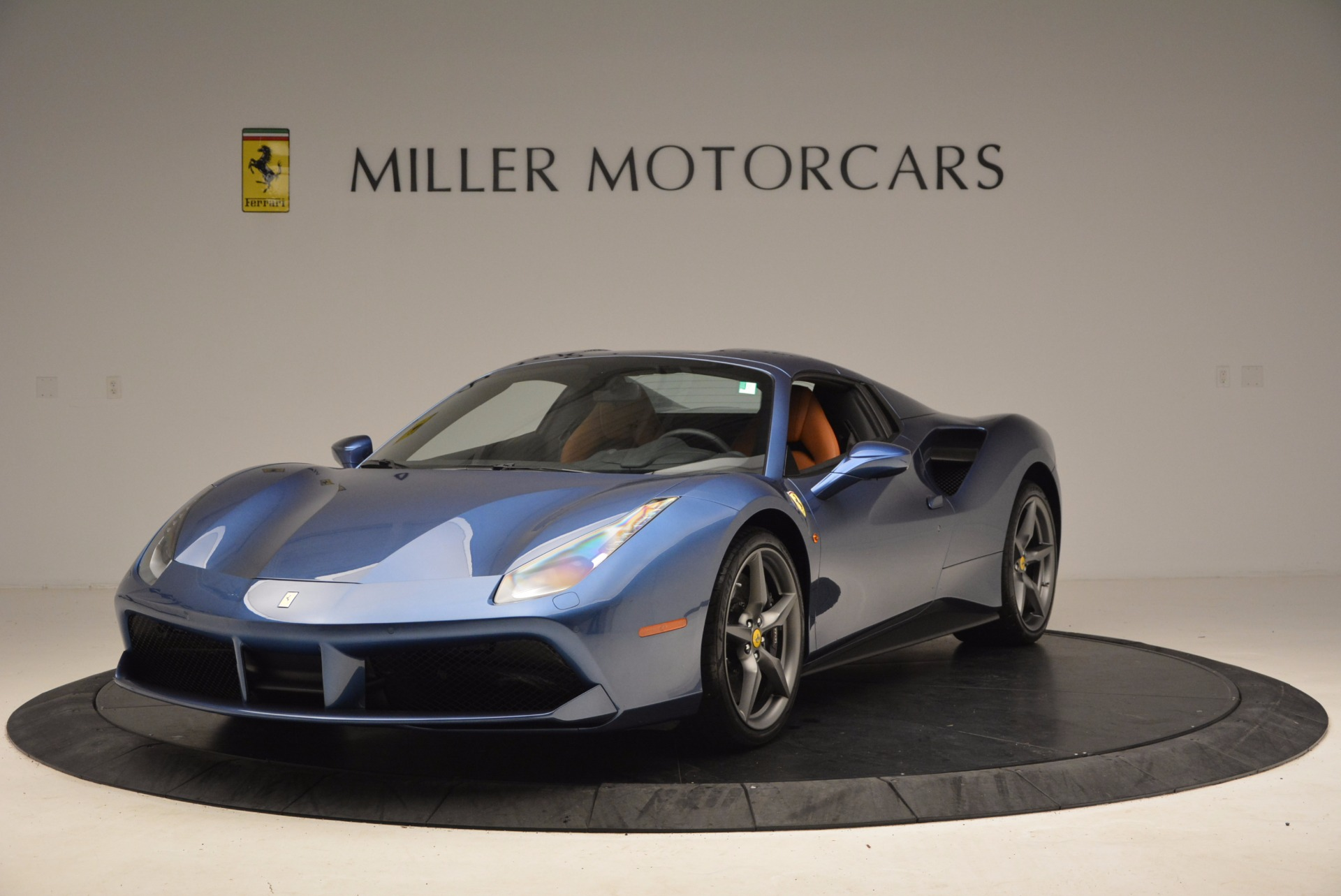 Used 2017 Ferrari 488 Spider  | Greenwich, CT