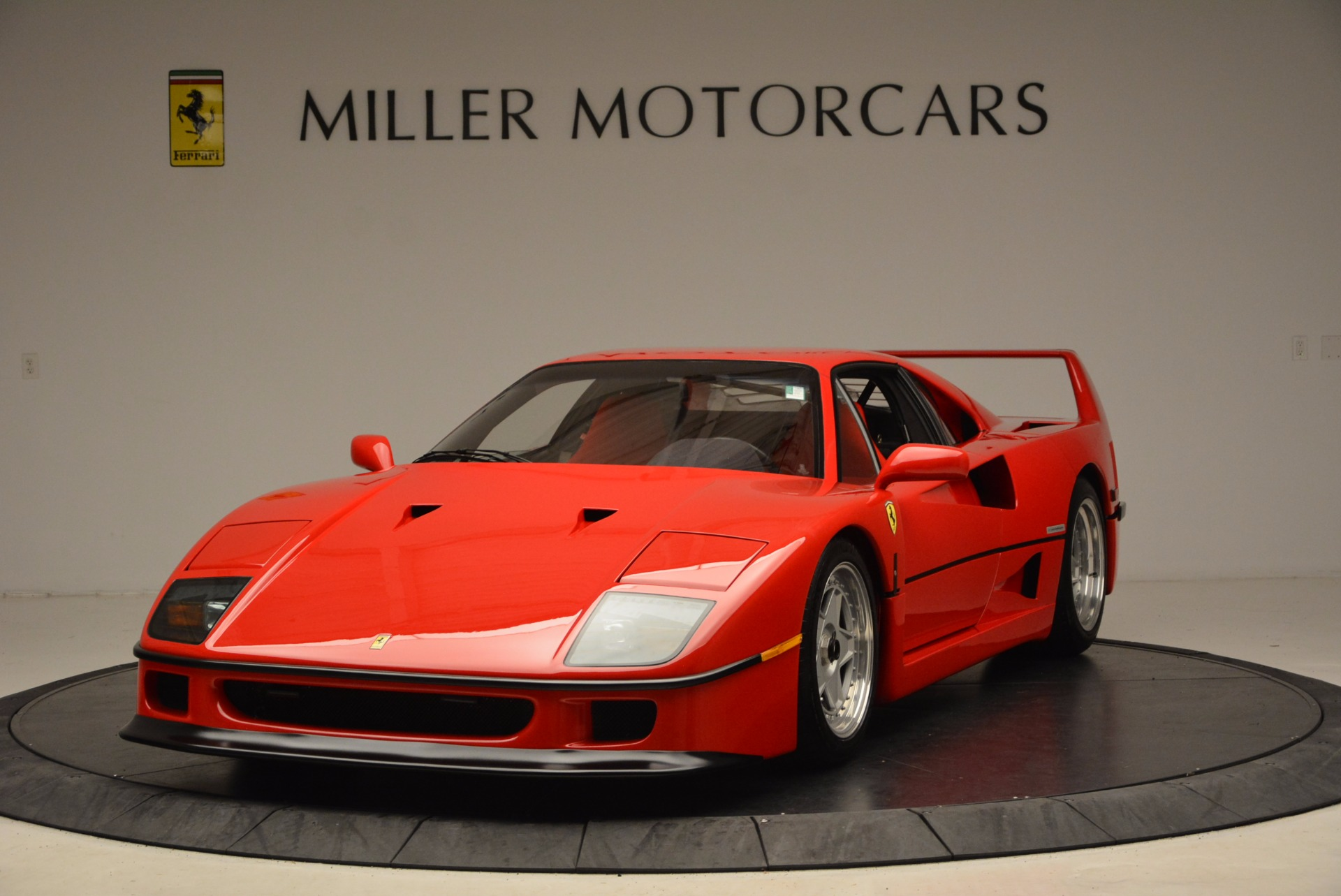 1992 ferrari f40 stock # 4389 for sale near greenwich, ct | ct