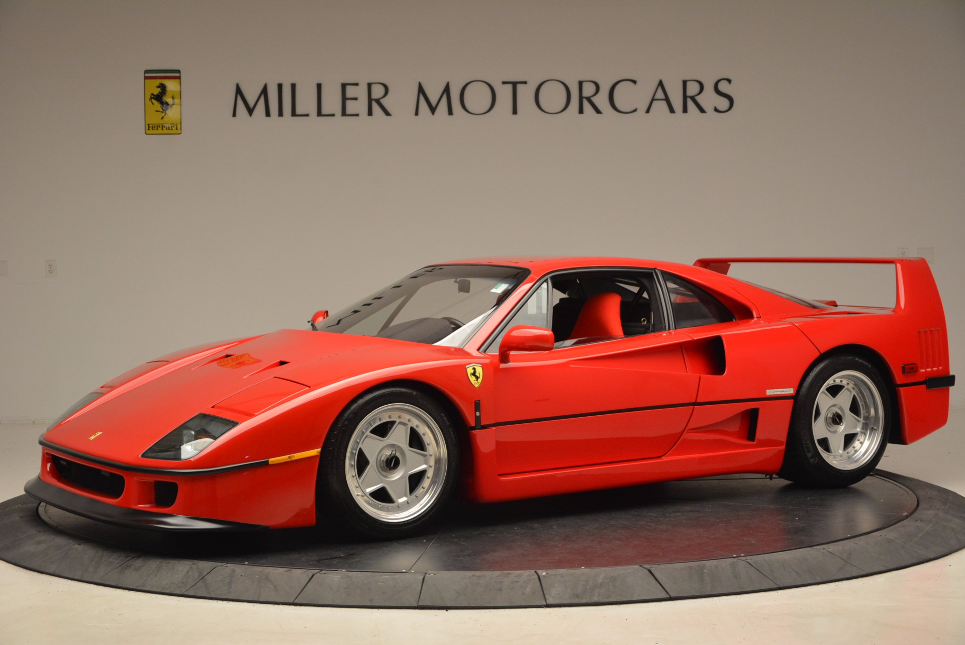 1992 Ferrari F40 Stock 4389 For Sale Near Greenwich Ct Ct
