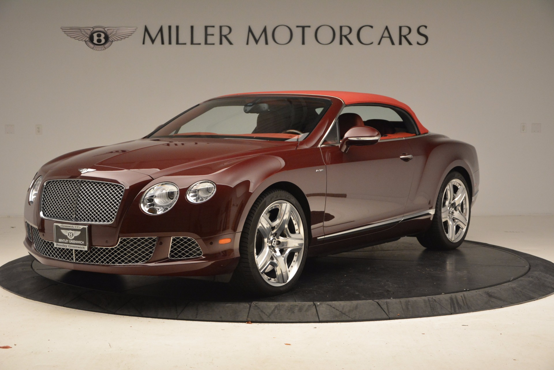 Used 2014 Bentley Continental GT W12   Greenwich, CT