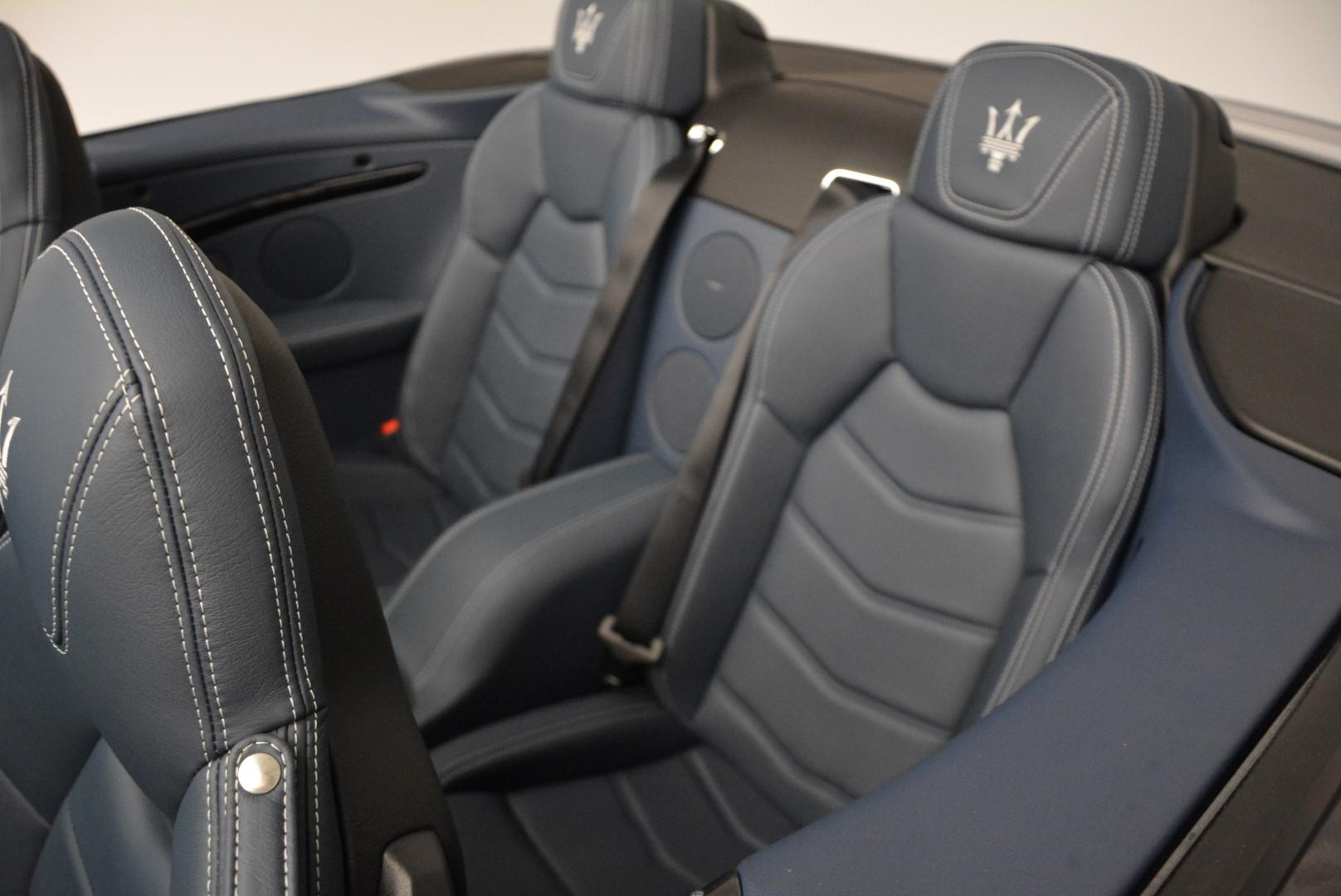 New 2016 Maserati GranTurismo Convertible Sport | Greenwich, CT