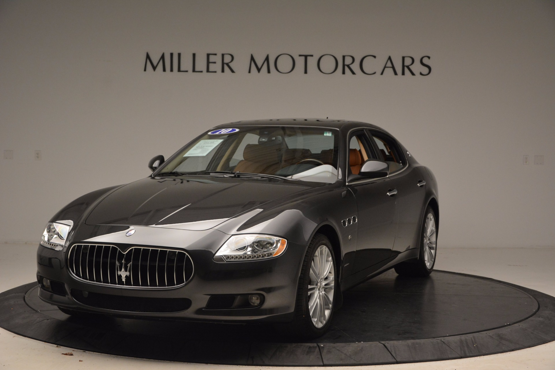 used 2010 maserati quattroporte s greenwich ct. Black Bedroom Furniture Sets. Home Design Ideas