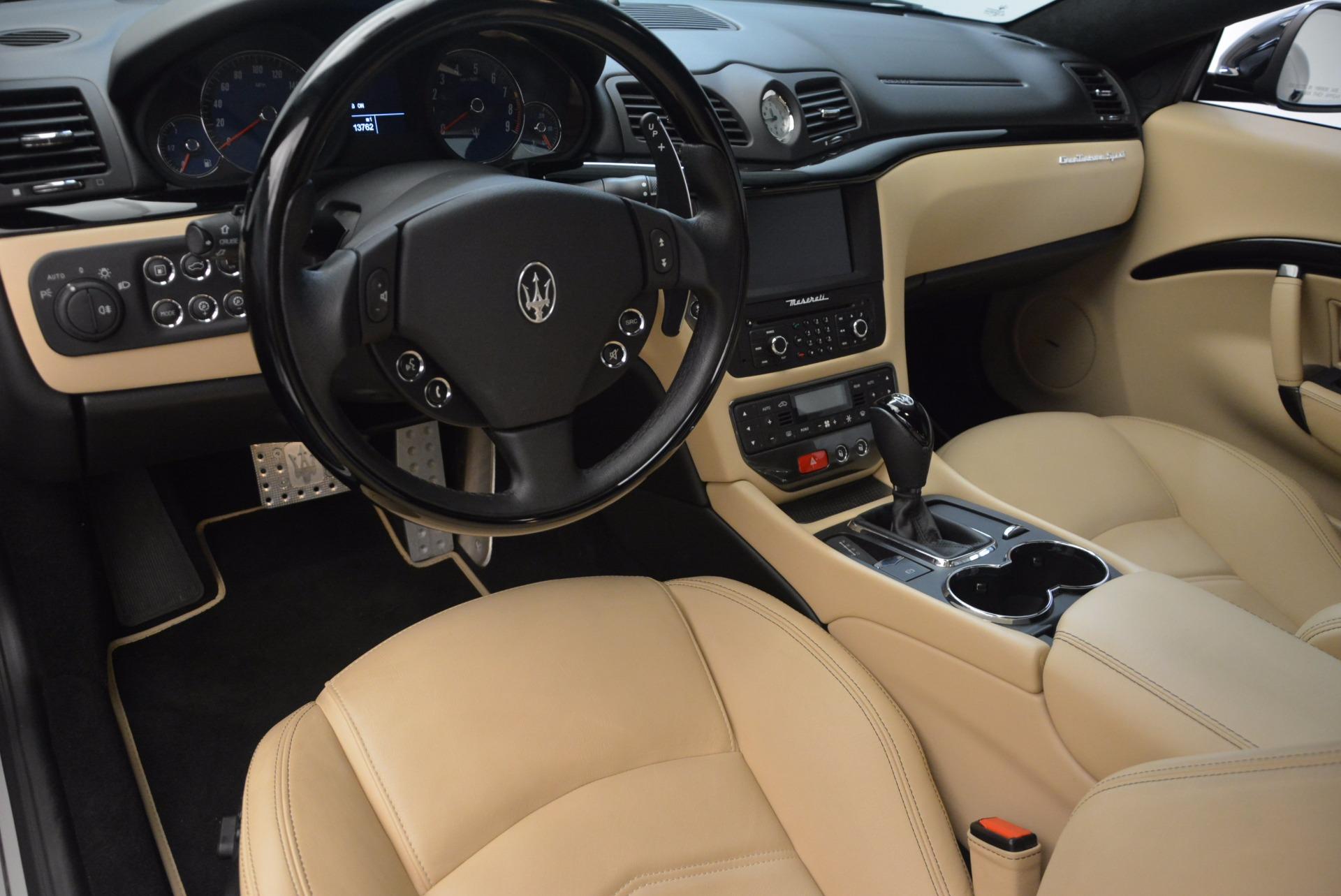 Used 2015 Maserati GranTurismo Sport Coupe | Greenwich, CT