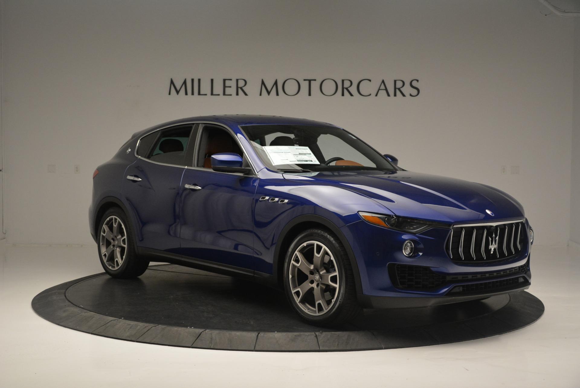 New 2018 Maserati Levante Q4   Greenwich, CT
