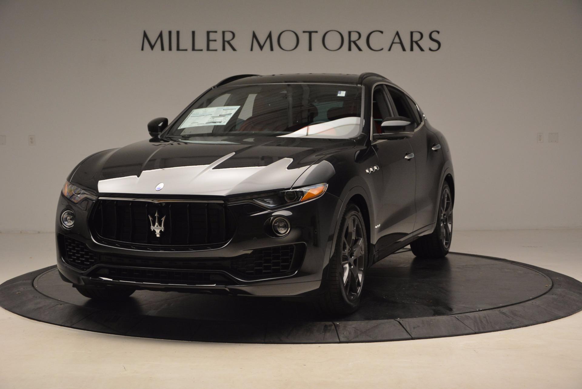 New 2018 Maserati Levante S Q4 Greenwich Ct