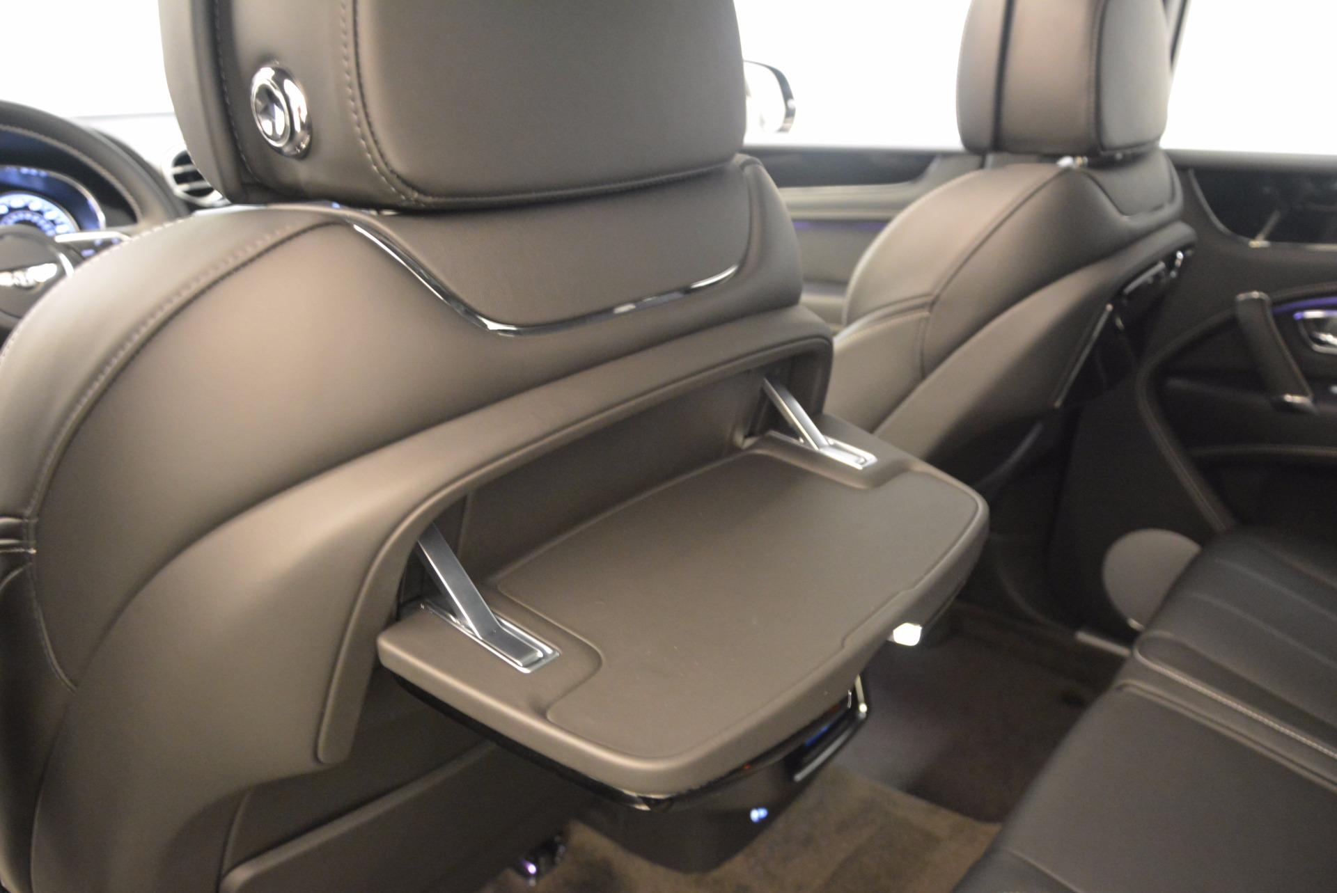 New 2018 Bentley Bentayga Onyx   Greenwich, CT