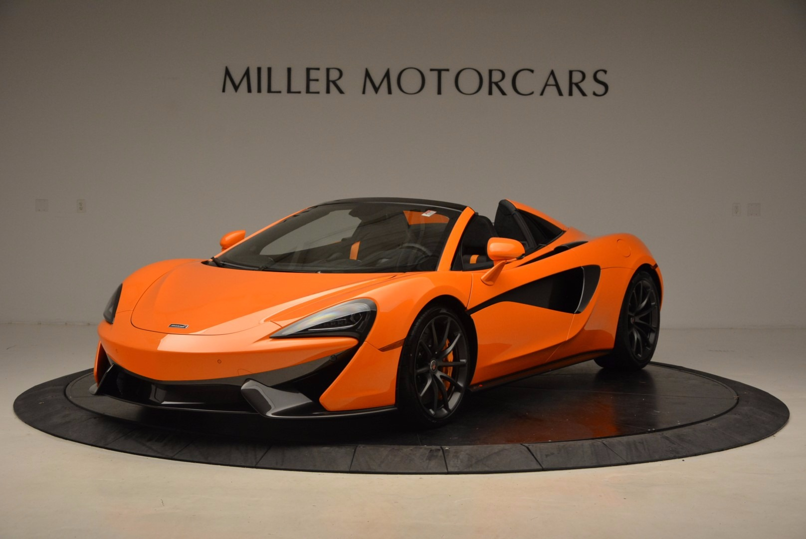 2018 Mclaren 570s Spider For Sale